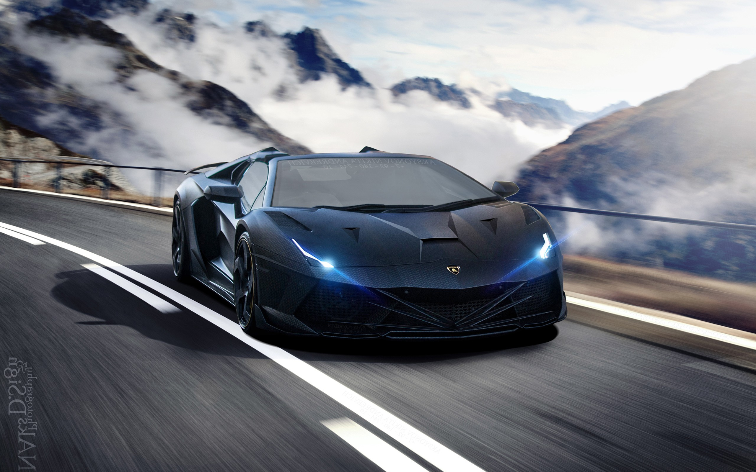 1152x864 Lamborghini Aventador 2 1152x864 Resolution HD 4k