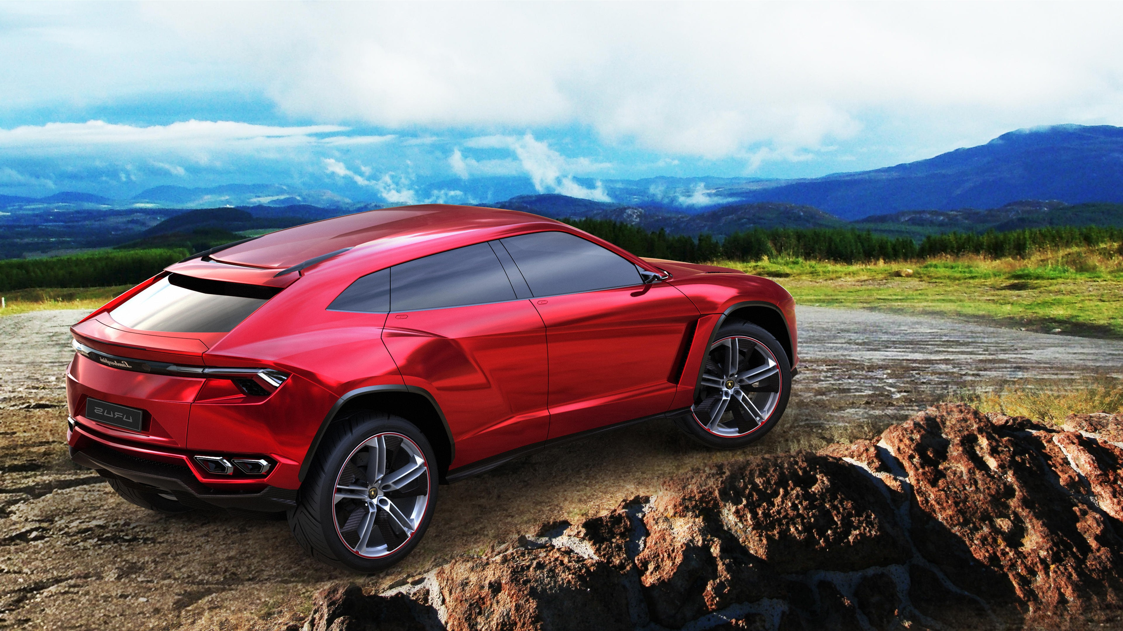 Lamborghini Urus Concept, HD Cars, 4k Wallpapers, Images, Backgrounds, Photos and Pictures