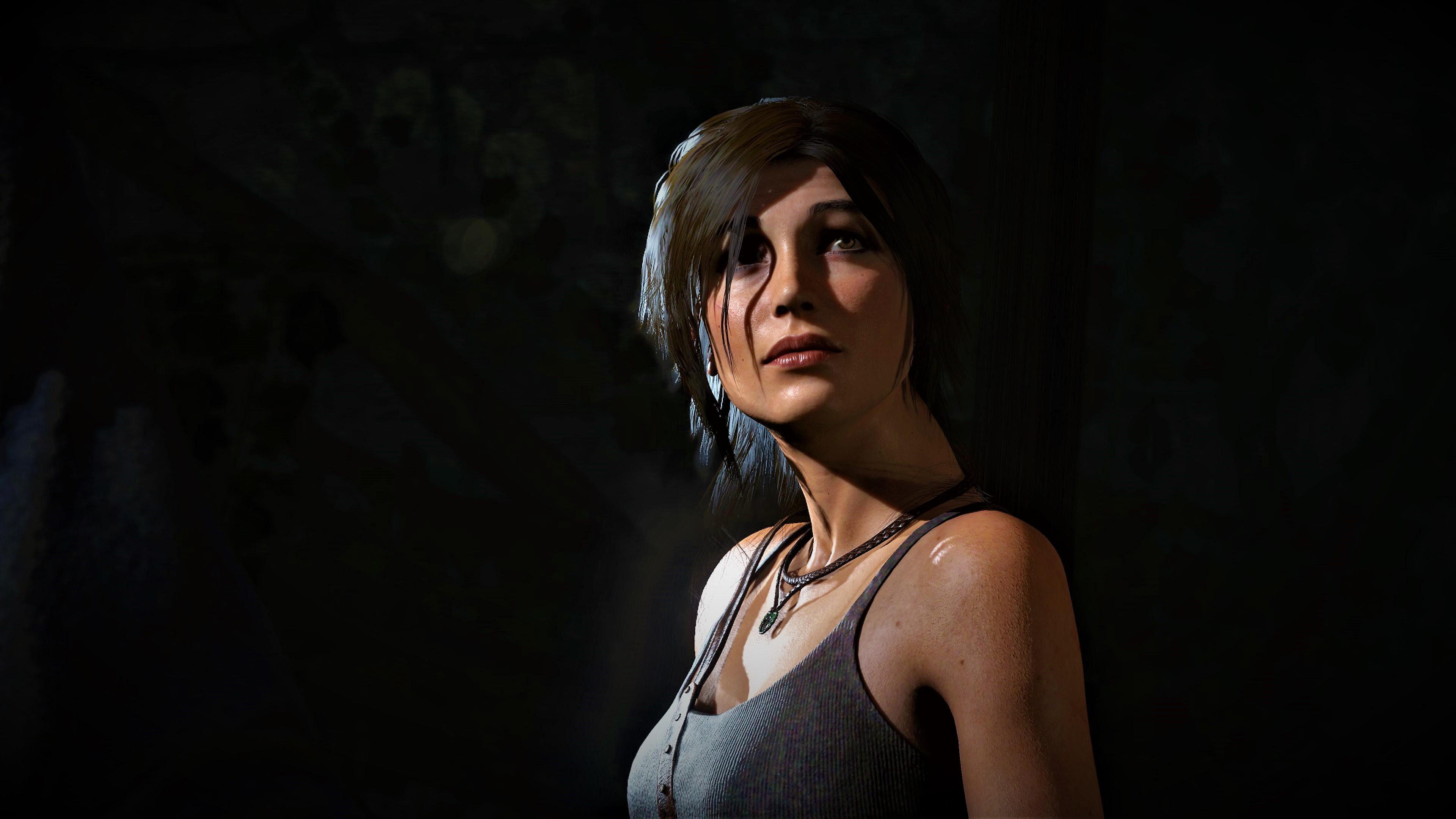 3840x2160 Lara Croft Rise Of The Tomb Raider 2017 4k HD 4k ...