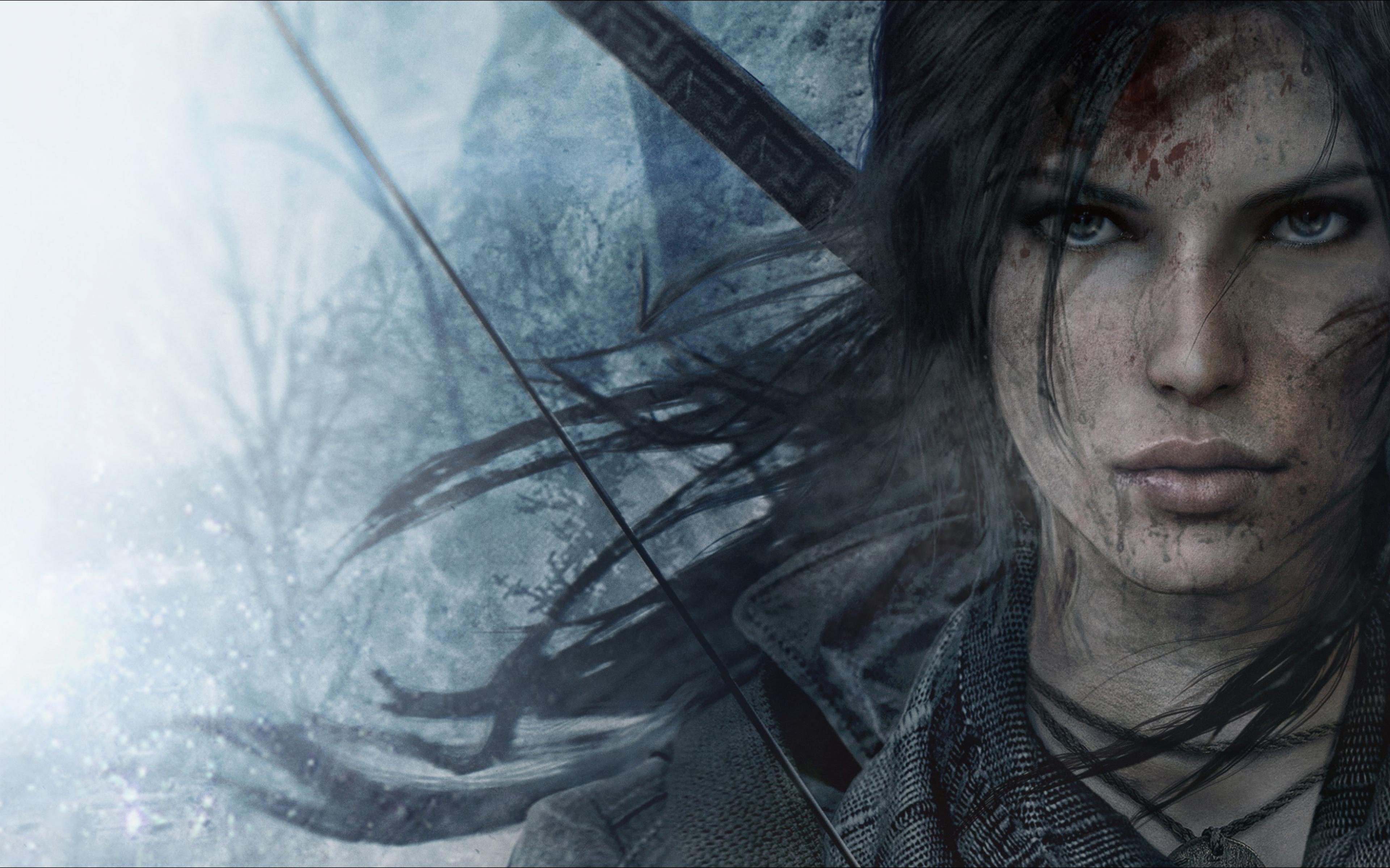 3840x2160 Lara Croft Tomb Raider Artwork 4k Hd 4k: 3840x2160 Lara Croft Tomb Raider 4k HD 4k Wallpapers