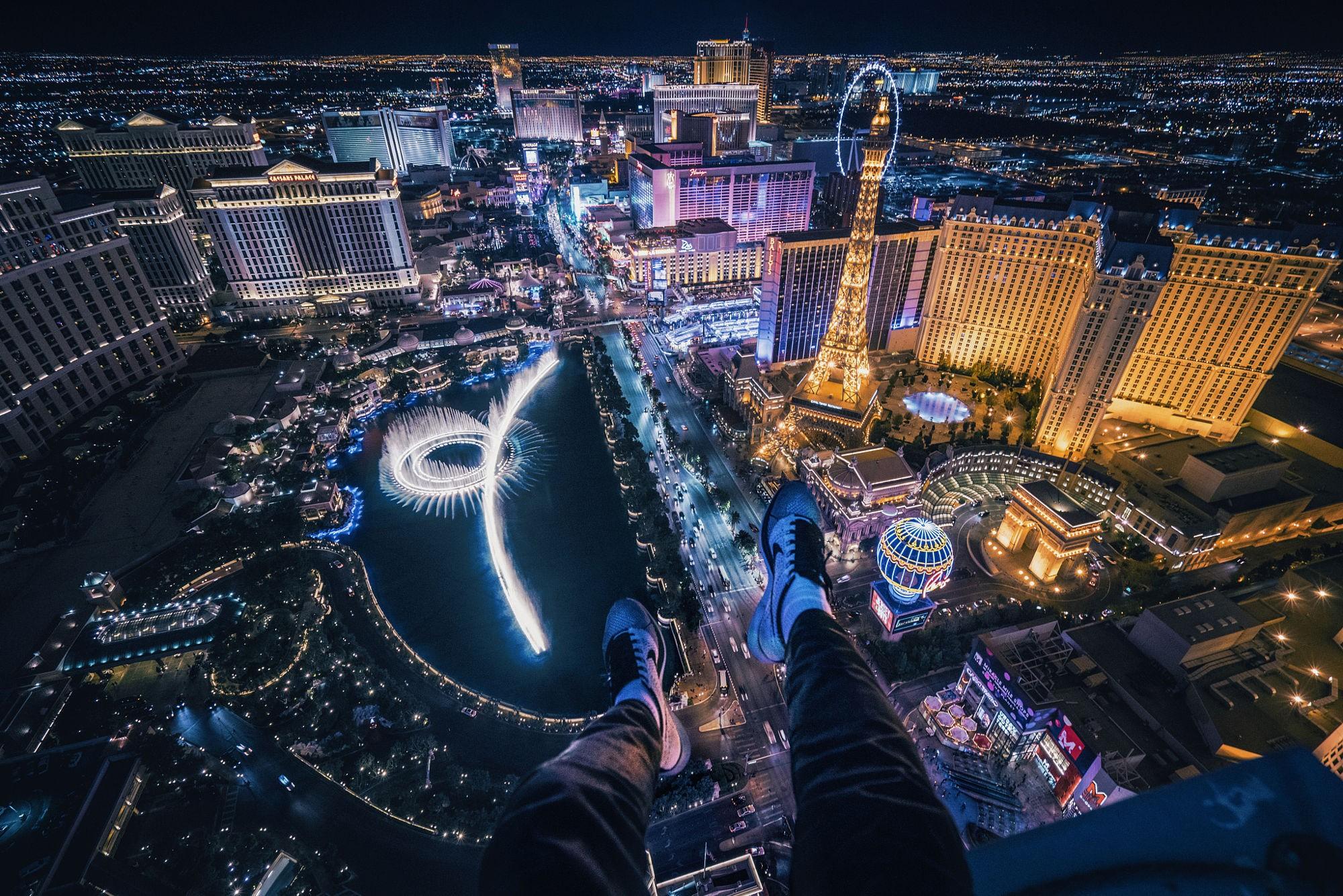 Vegas Wallpaper: Las Vegas Cityscape, HD World, 4k Wallpapers, Images