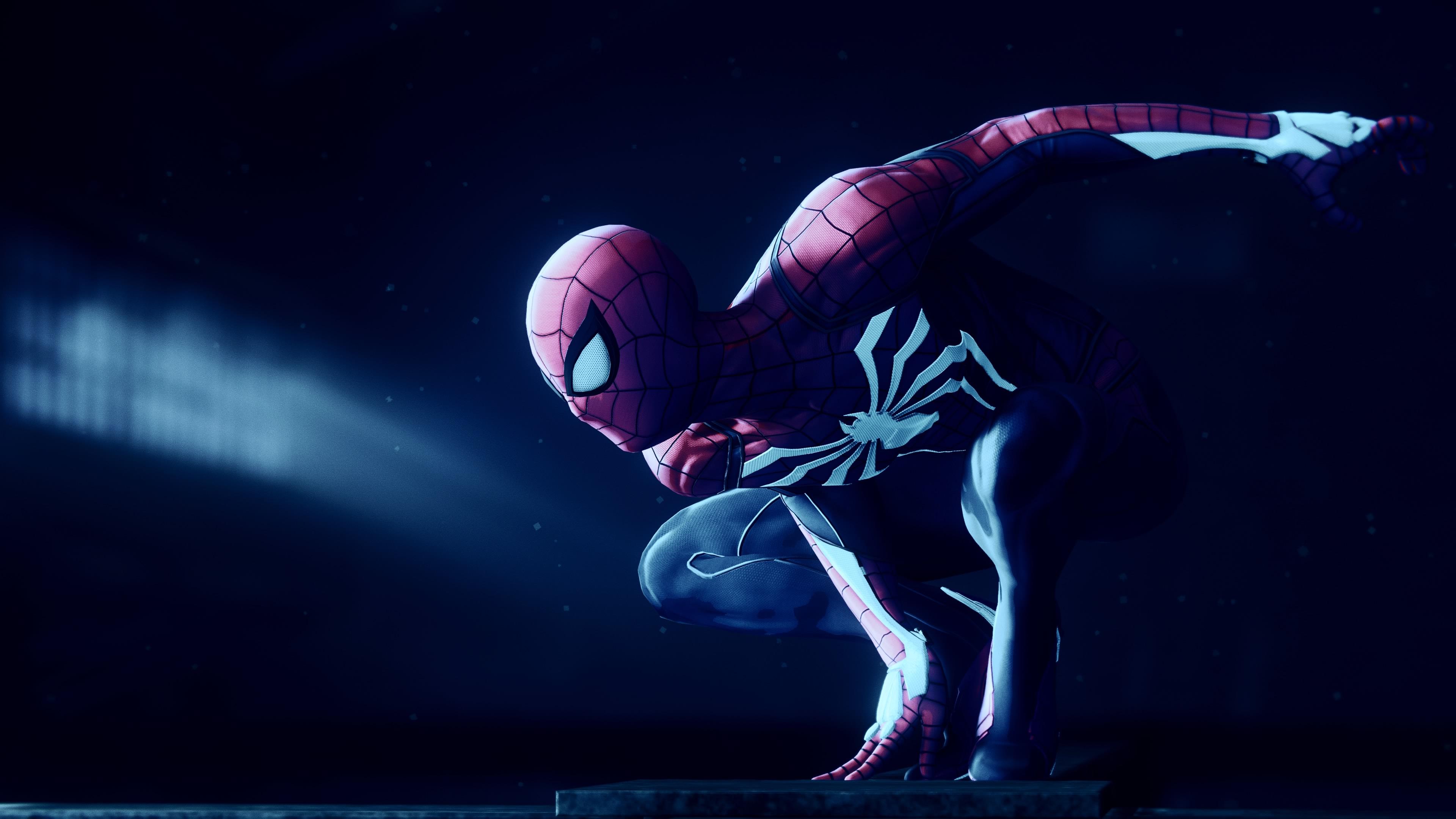 3840x2160 Marvel Spiderman Game 4k 4k HD 4k Wallpapers ...