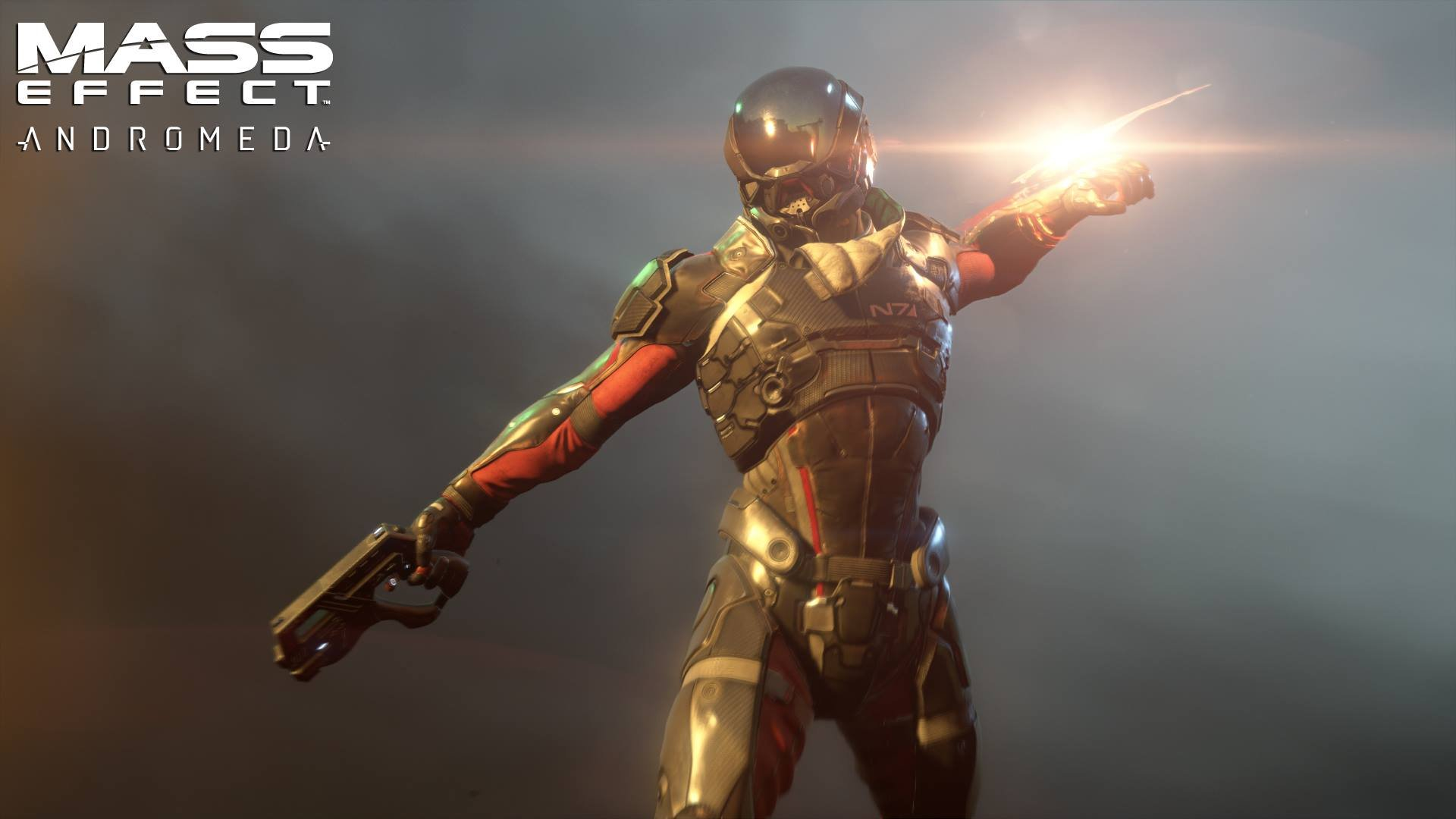 Mass Effect Andromeda Full Hd 3d Wallpapers: 3840x2160 Mass Effect Andromeda PC Game 4k HD 4k