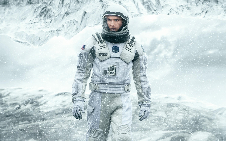 Matthew Mcconaughey In Interstellar Movie, HD Movies, 4k ...