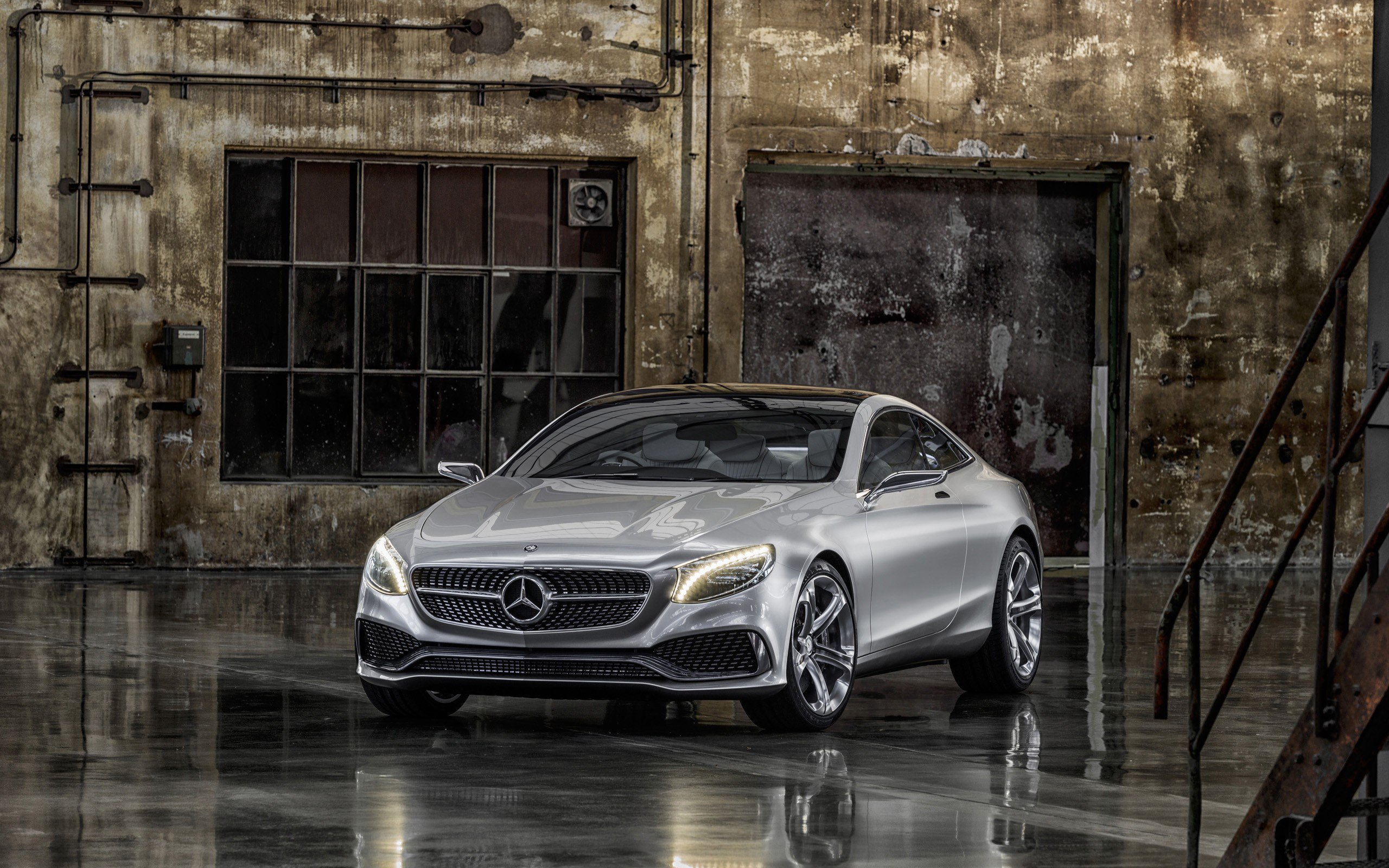 download mercedes benz s class coupe 2016 hd 4k wallpapers