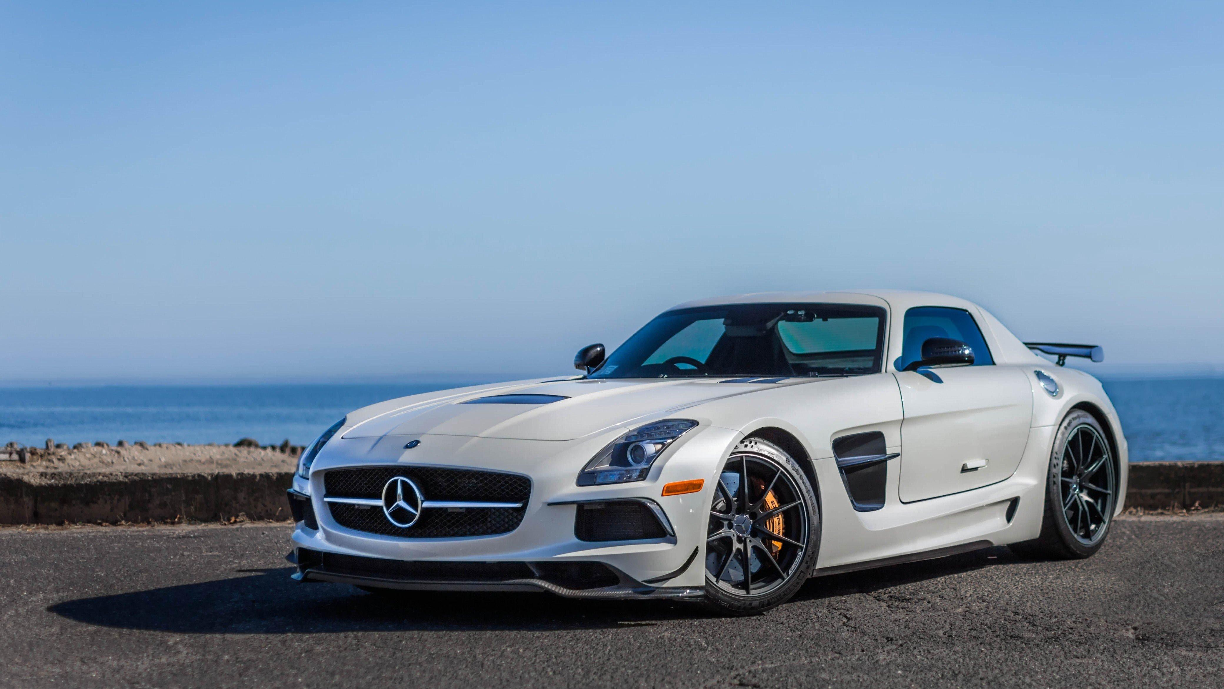 Mercedes Benz SLS AMG SuperCar, HD Cars, 4k Wallpapers ...