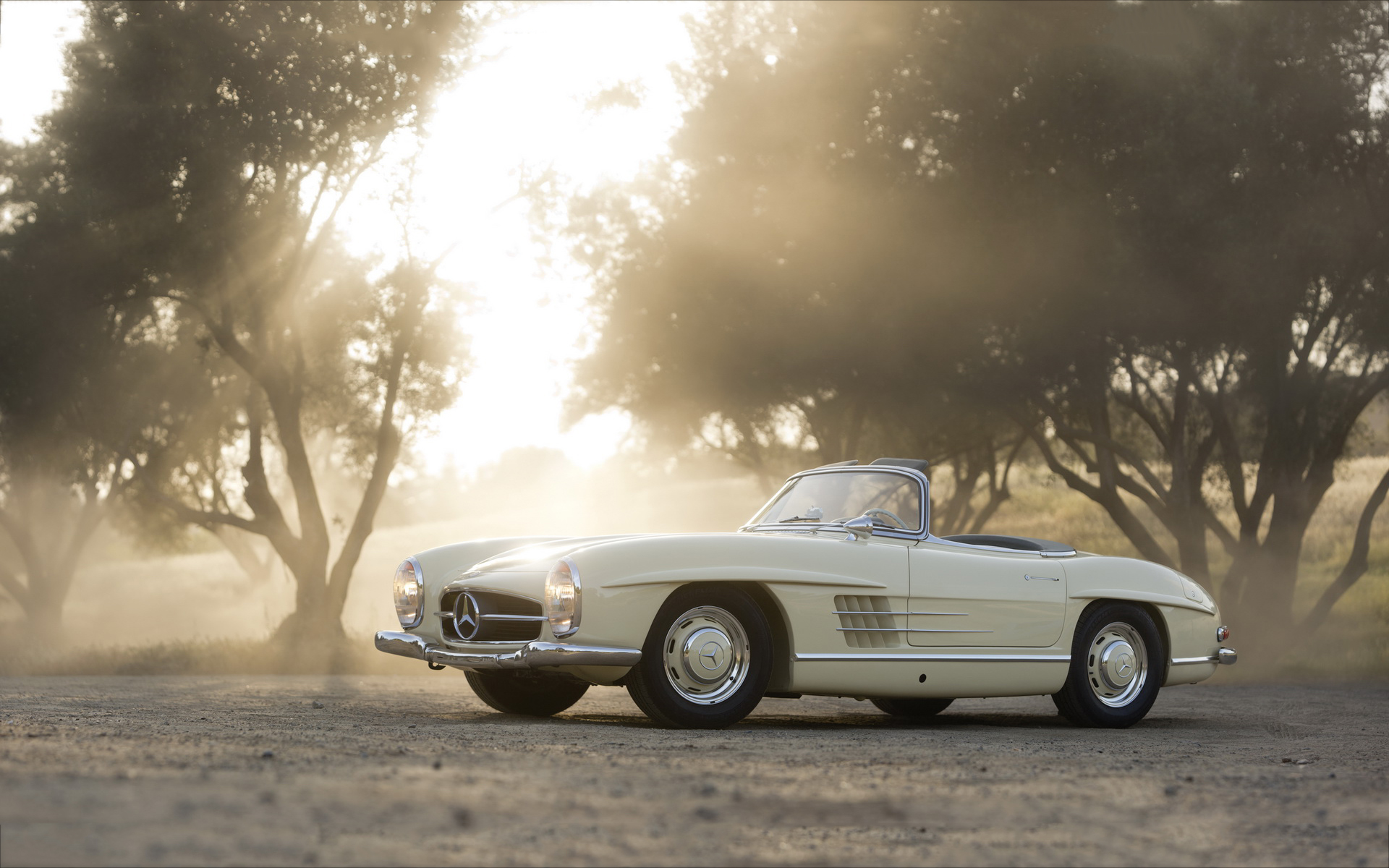 Classic Cars Hd Wallpapers 4k: Merecedes 300SL Classic, HD Cars, 4k Wallpapers, Images