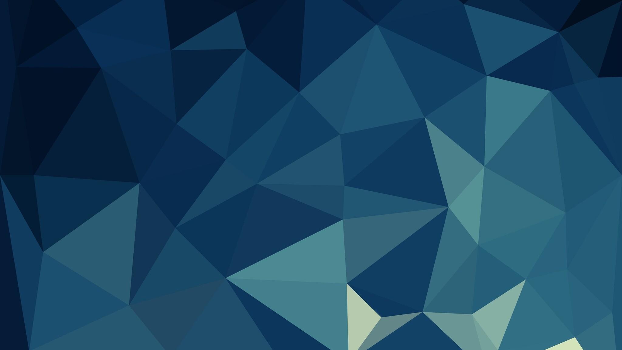 2048x1152 minimalism triangle art 2048x1152 resolution hd for Minimal art youtube