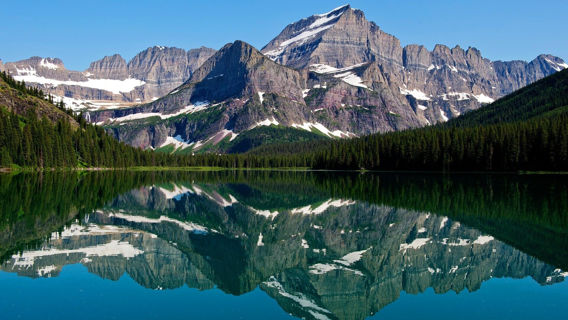 planets 1920x1080 mountain lake - photo #24
