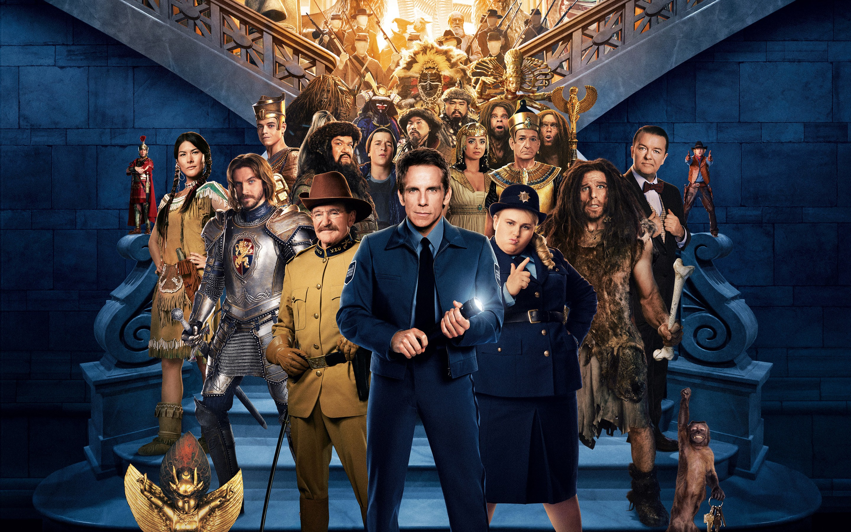 Watch Night at the Museum 2 (2009) Hindi Dubbed Online