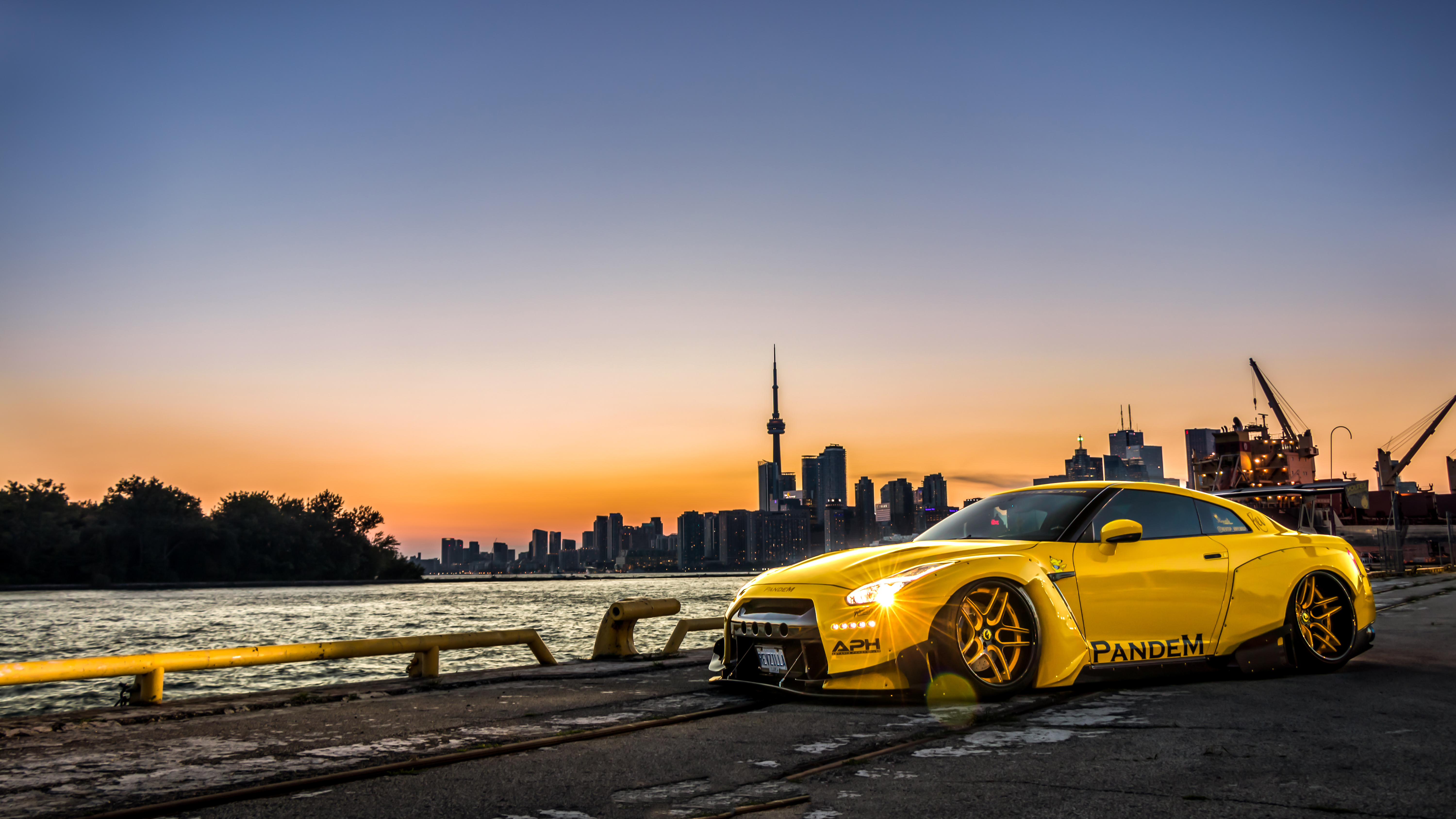 Nissan GTR Canada 5k, HD Cars, 4k Wallpapers, Images ...
