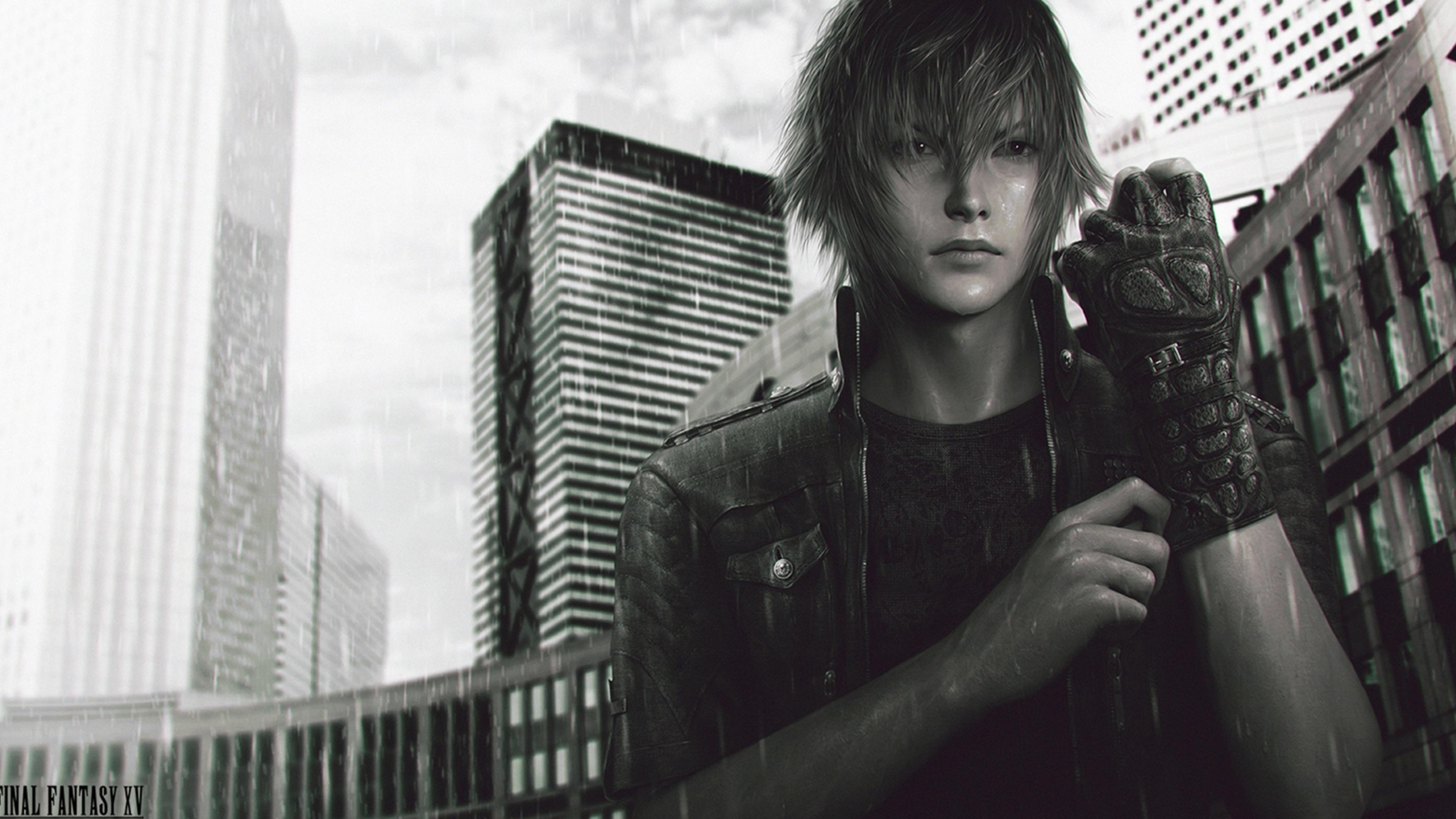Noctis Lucis Caelum Final Fantasy Xv Artwork Hd Games 4k: 3840x2160 Noctis Lucis Caelum Final Fantasy XV 4k HD 4k
