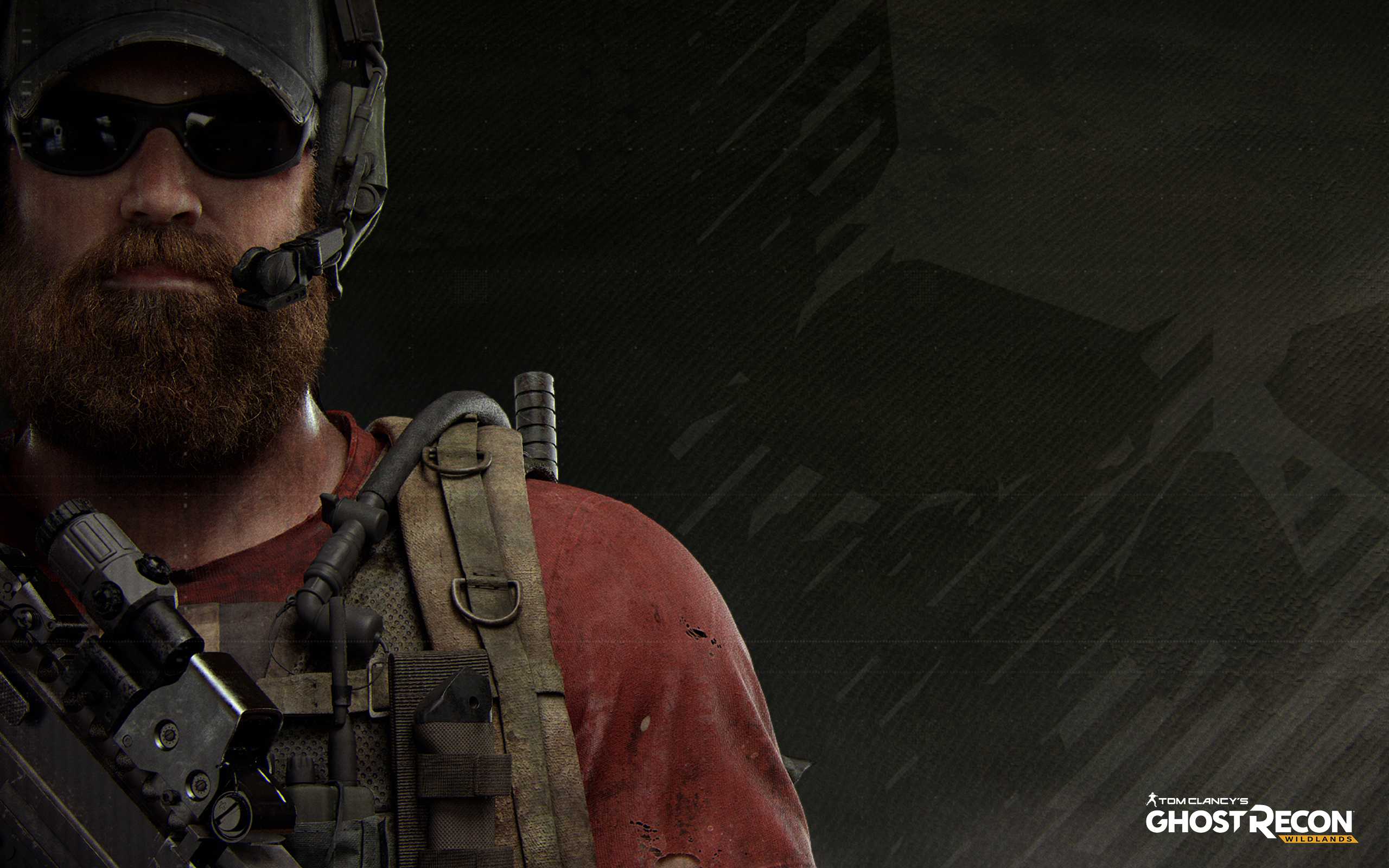 Nomad Tom Clancys Ghost Recon Wildlands, HD Games, 4k