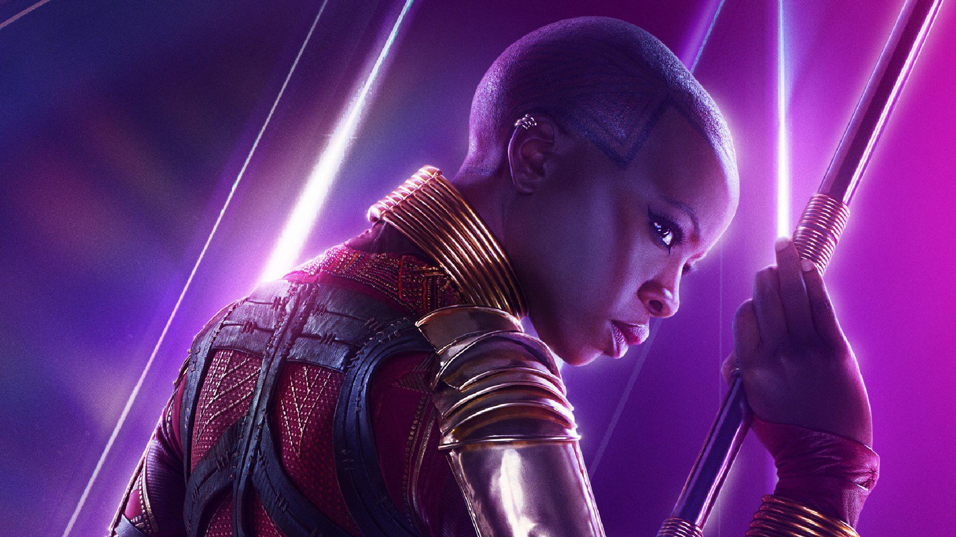 Shuri In Avengers Infinity War New Poster Hd Movies 4k: Okoye In Avengers Infinity War New Poster, HD Movies, 4k