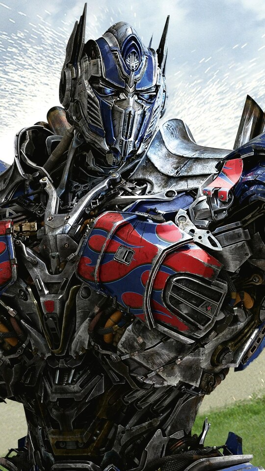 540x960 Optimus Prime In Transformers 4 Age Of Extinction ...