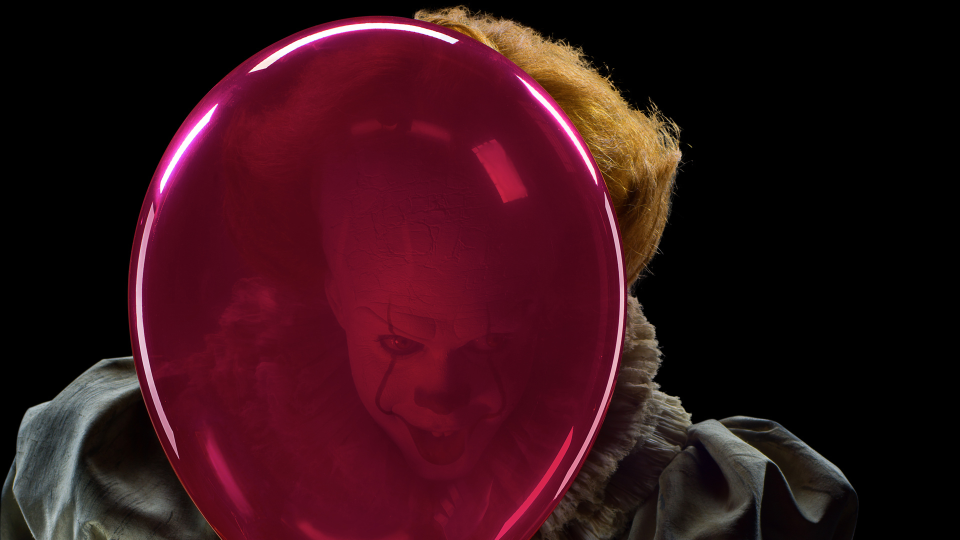 1920x1080 Pennywise The Clown It 5k Laptop Full HD 1080P ...