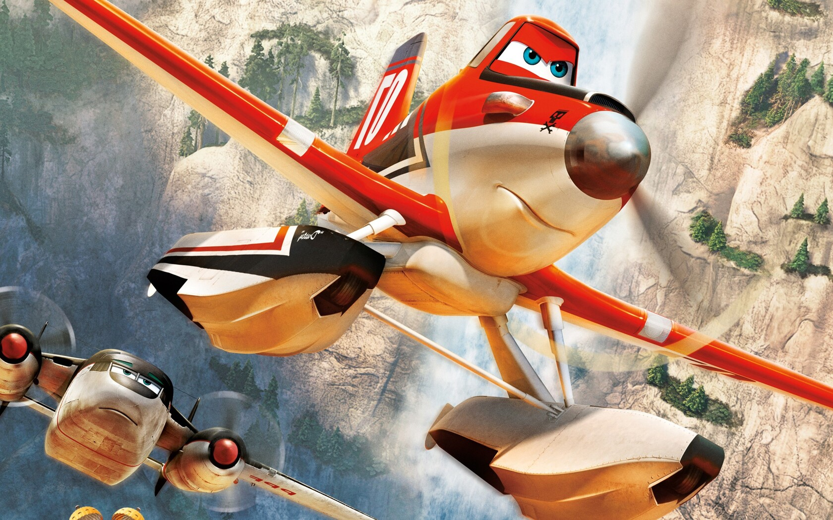 1680x1050 Planes Fire And Rescue 2016 1680x1050 Resolution ...