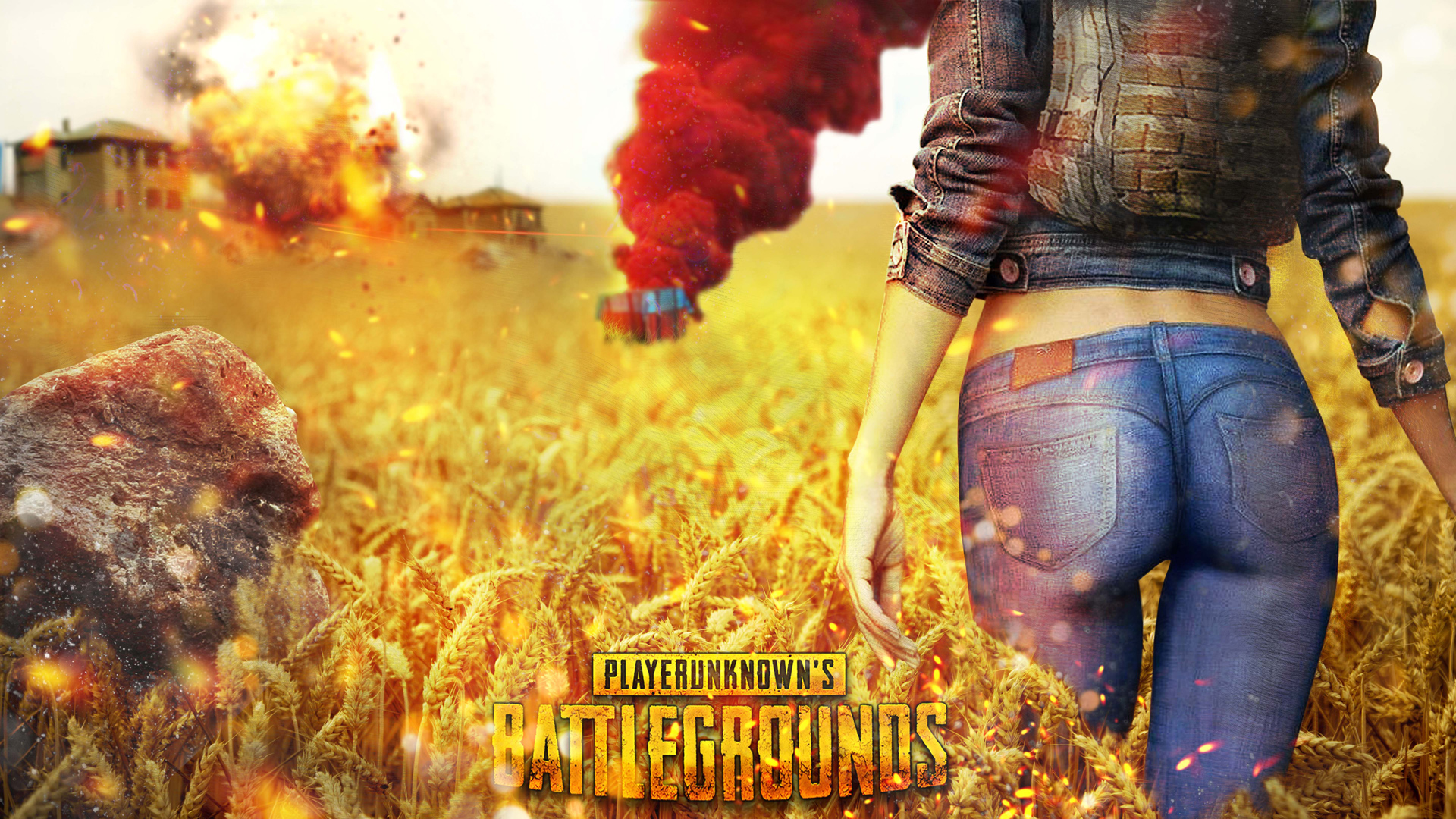 Hd 1080p Pubg Wallpapers Pubattlegrounds: 1920x1080 Playerunknowns Battlegrounds 1080P Laptop Full