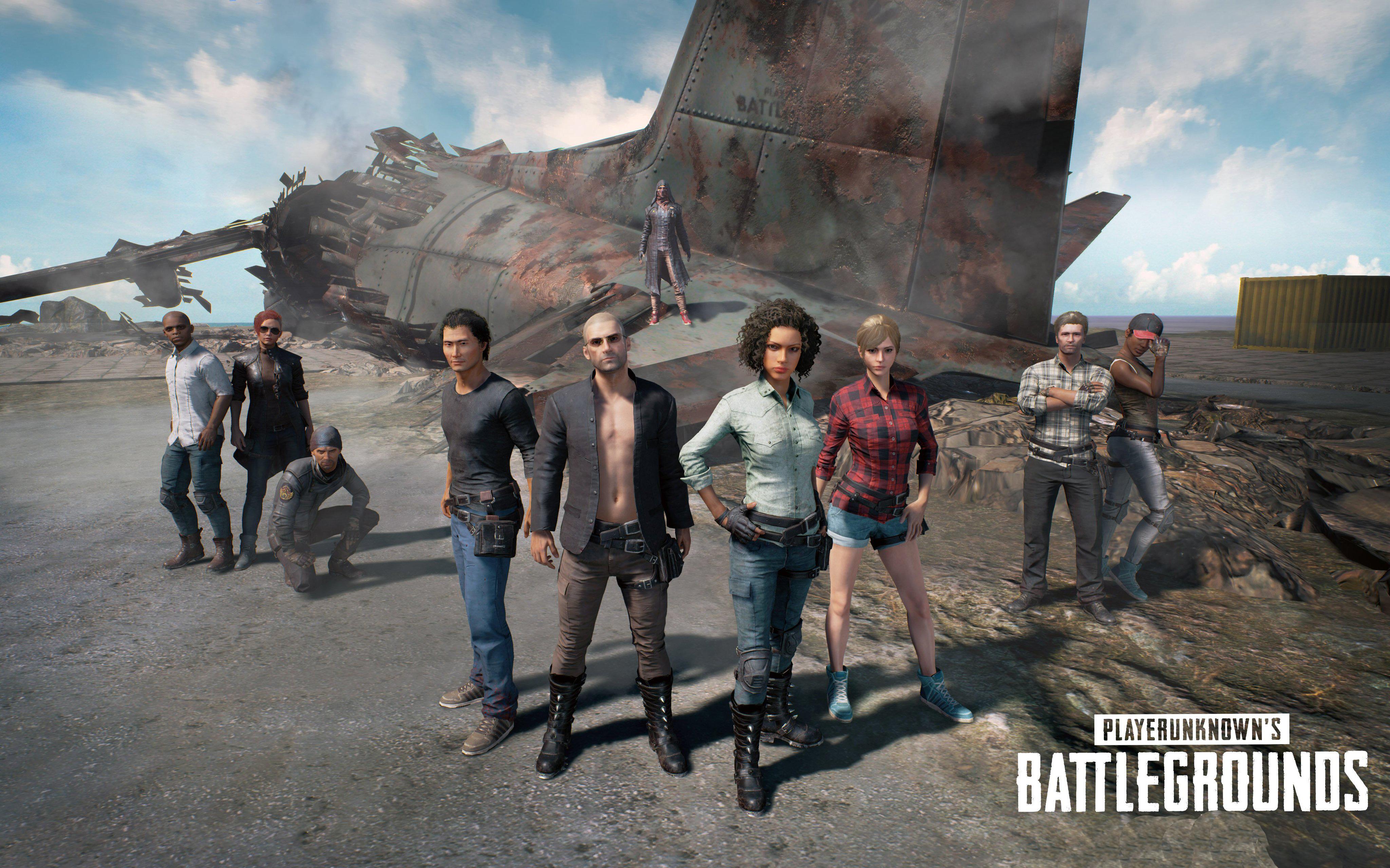 1920x1080 PlayerUnknowns Battlegrounds 2017 Game Laptop