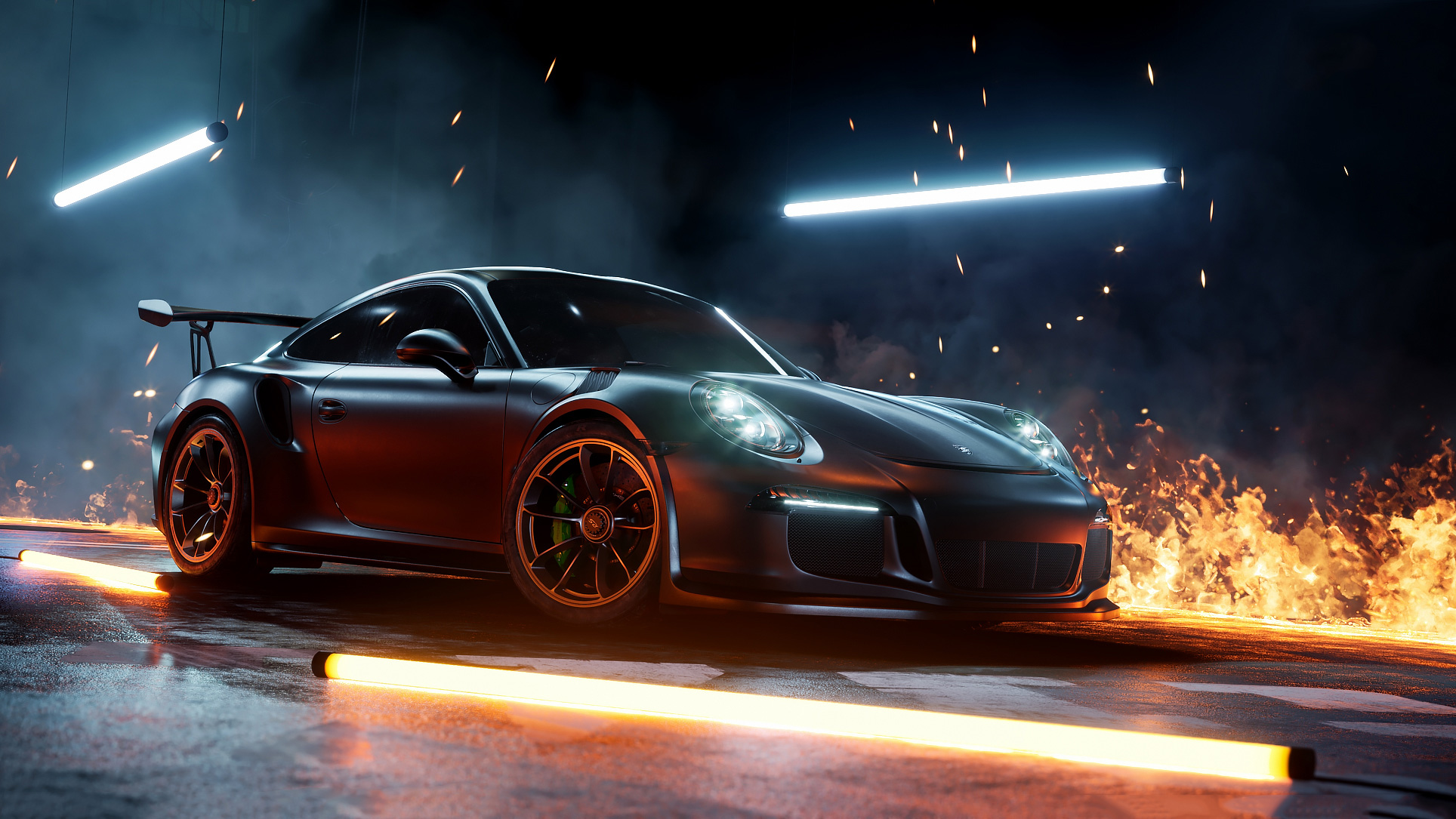 Sport Cars Wallpaper 4k: Porsche 911 Sport Car, HD Cars, 4k Wallpapers, Images