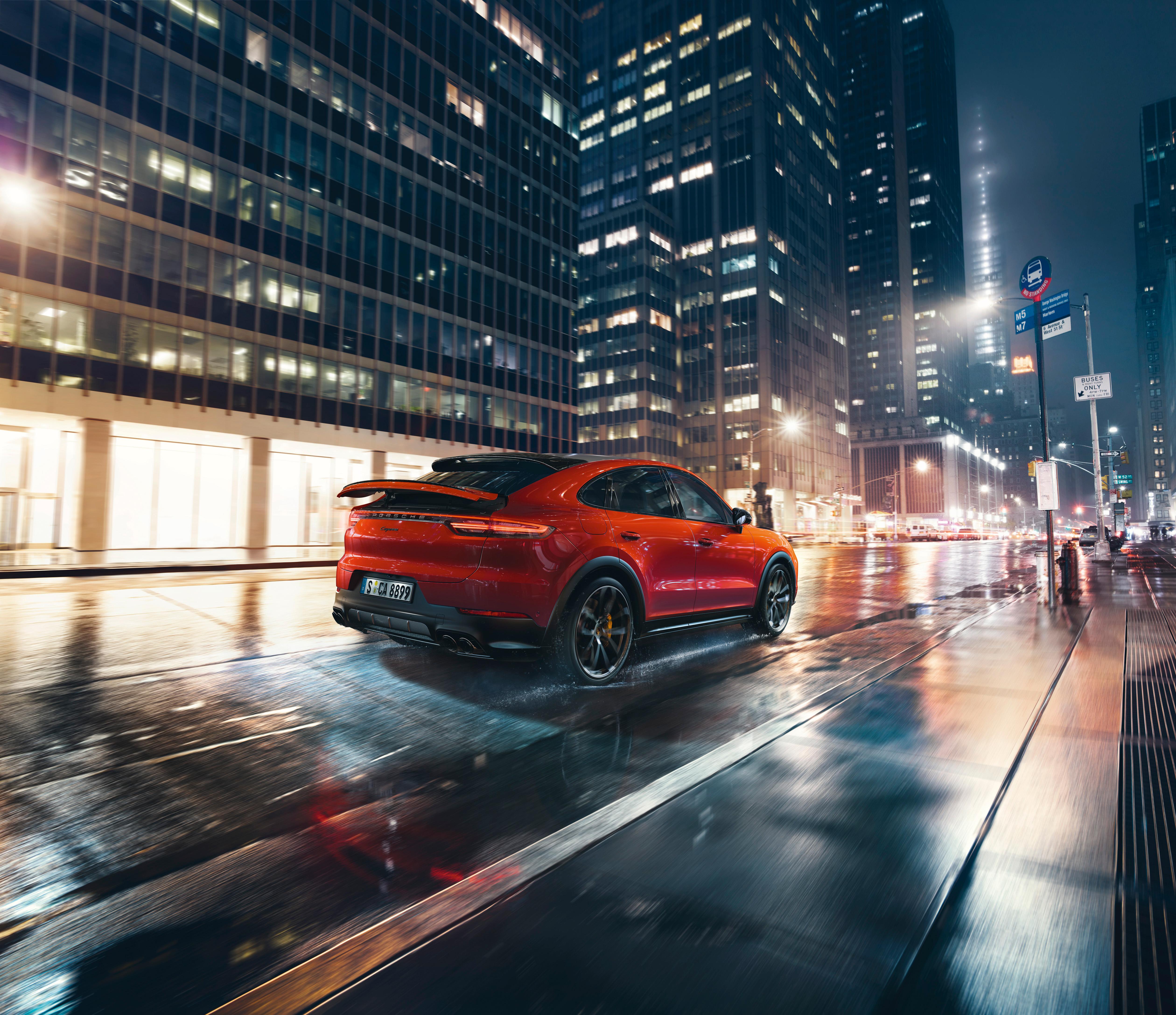 2560x1080 Porsche Cayenne Coupe 2019 5k 2560x1080