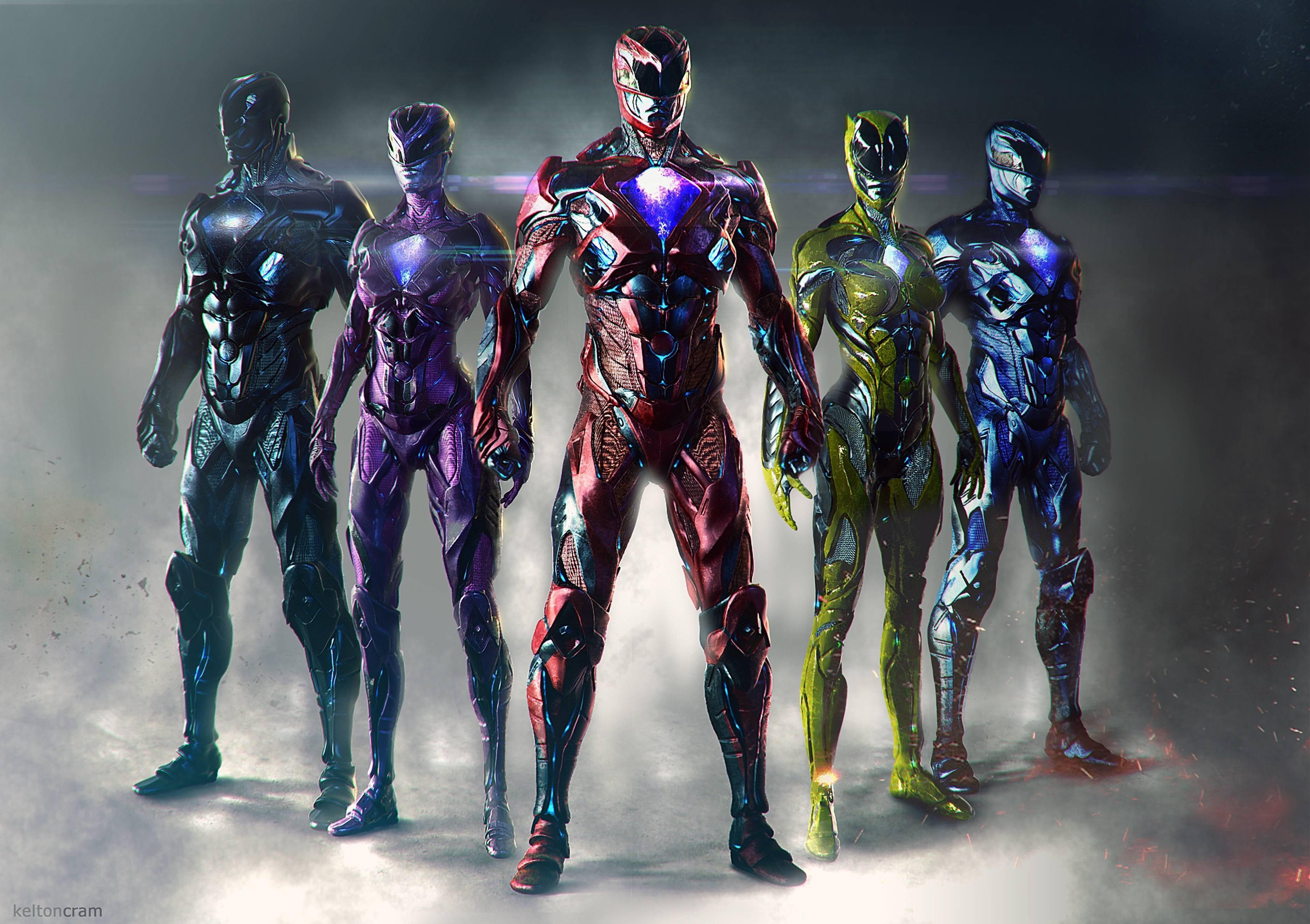 Power Rangers Artwork, HD Movies, 4k Wallpapers, Images ...
