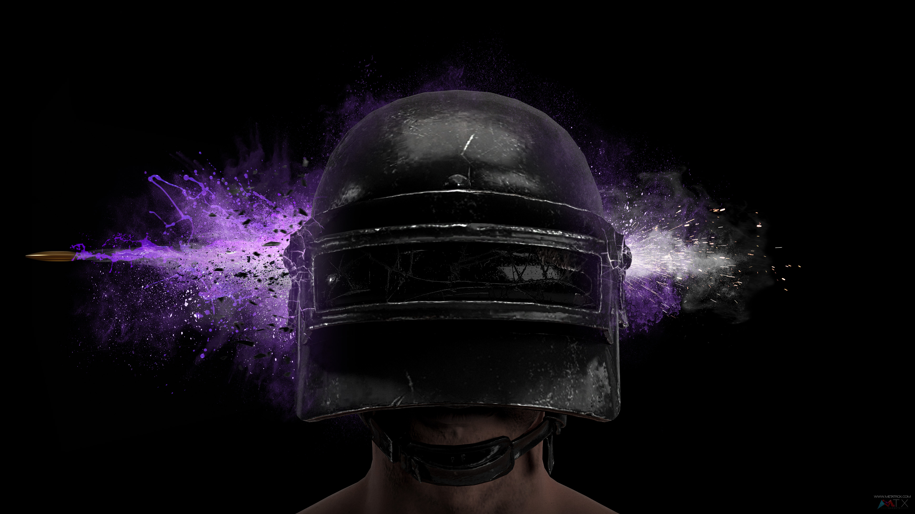 Pubg Mobile Helmet Wallpaper Pubg Pubgwallpapers: 3840x2160 PUBG Game Helmet Guy 4k 4k HD 4k Wallpapers