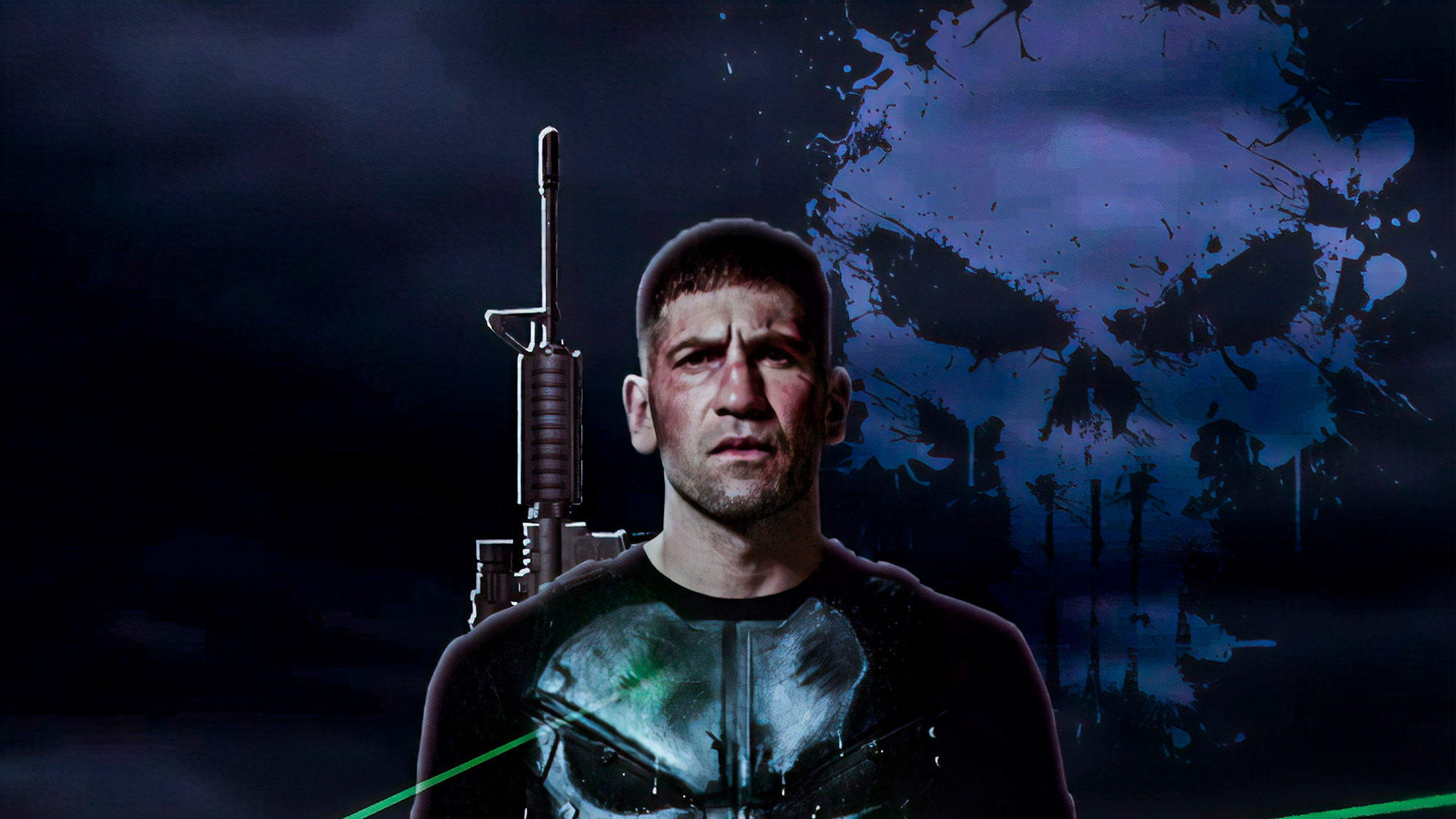 Punisher Worse Time, HD Superheroes, 4k Wallpapers, Images ...