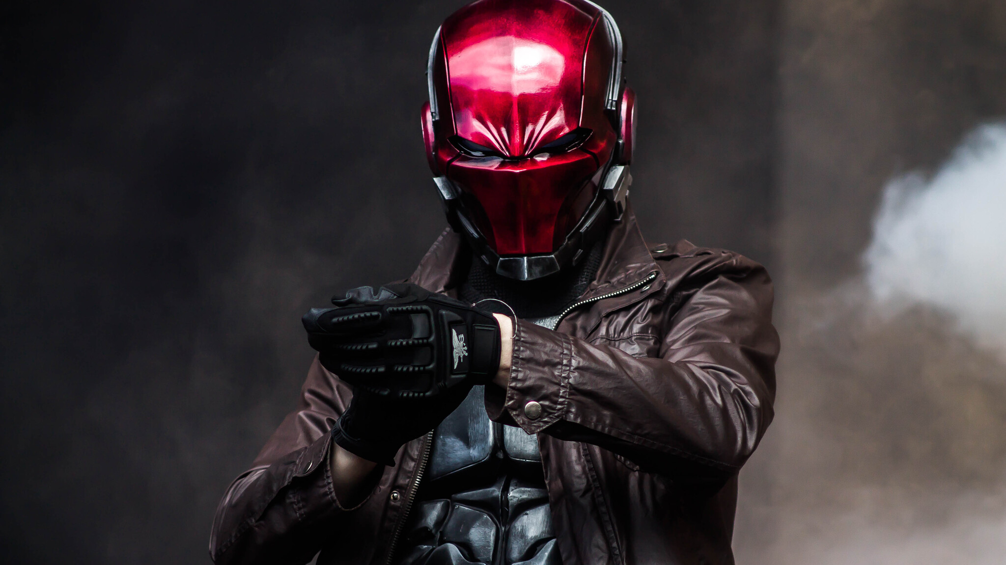 2048x1152 Red Hood Cosplay 4k 2019 2048x1152 Resolution HD ...