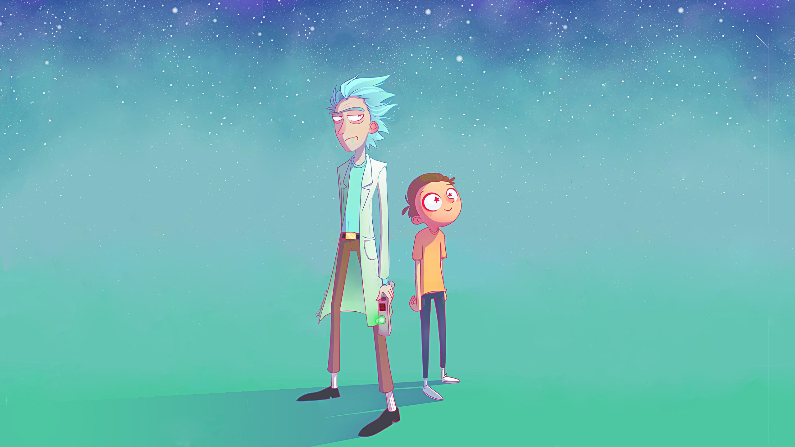 2560x1080 rick and morty artwork 2560x1080 resolution hd 4k wallpapers images backgrounds - Rick and morty download ...