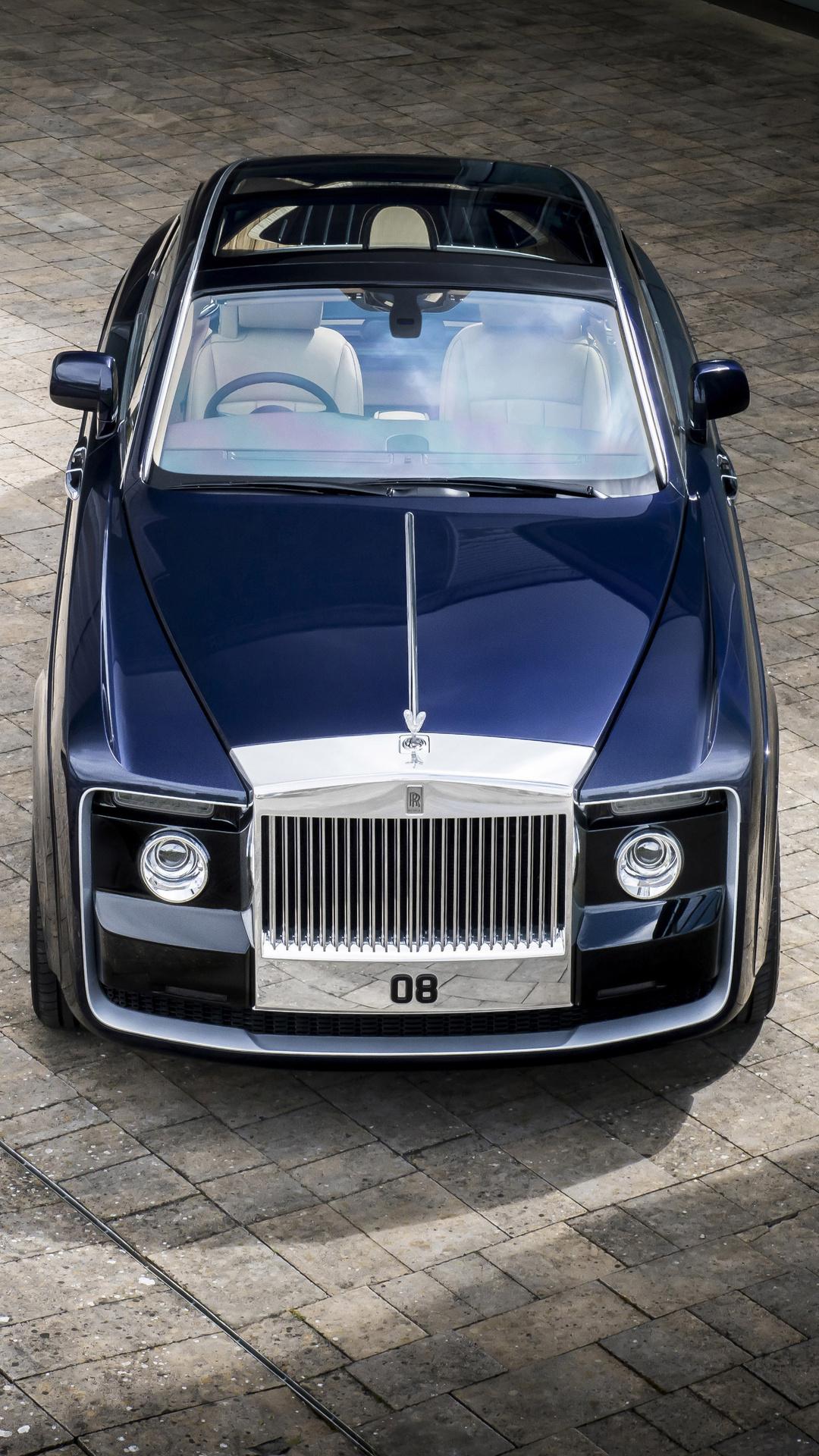 1080x1920 Rolls Royce Sweptail Iphone 7,6s,6 Plus, Pixel ...