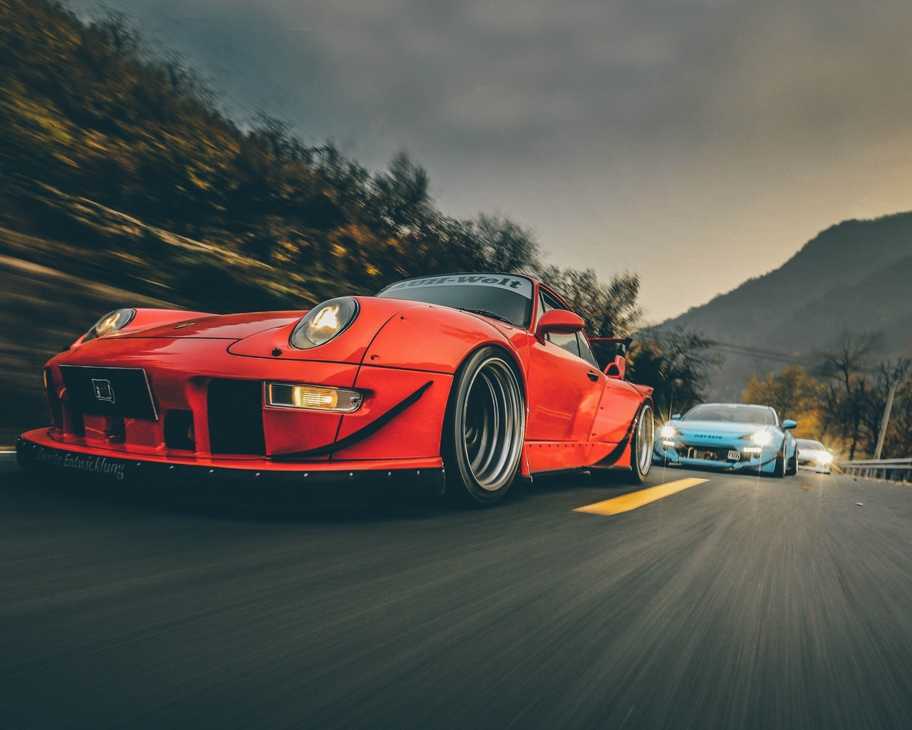 Rwb 4k Wallpaper: 1280x1024 RWB Porsche 911 Turbo 1280x1024 Resolution HD 4k
