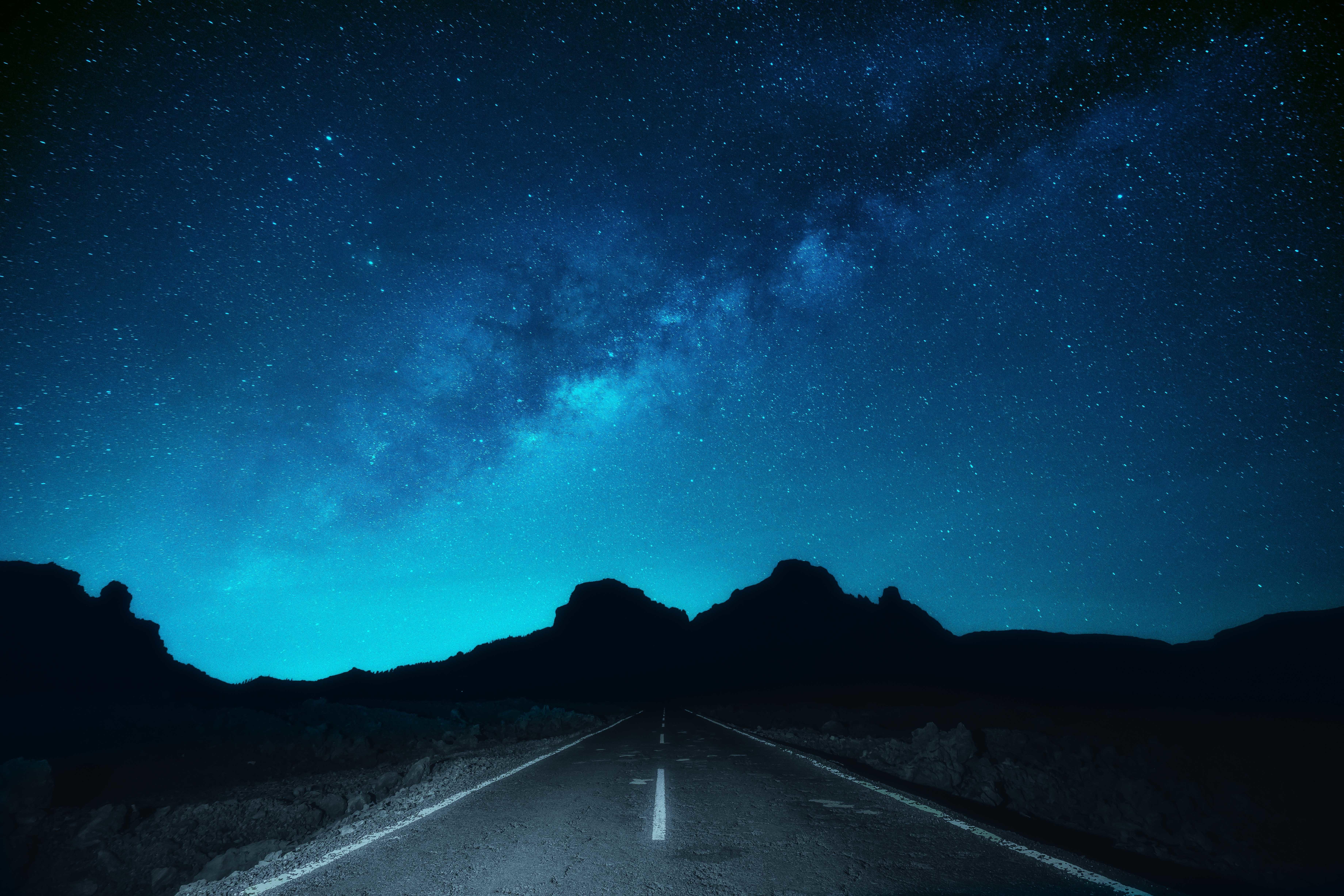 2560x1600 Scifi Milky Way 2560x1600 Resolution HD 4k