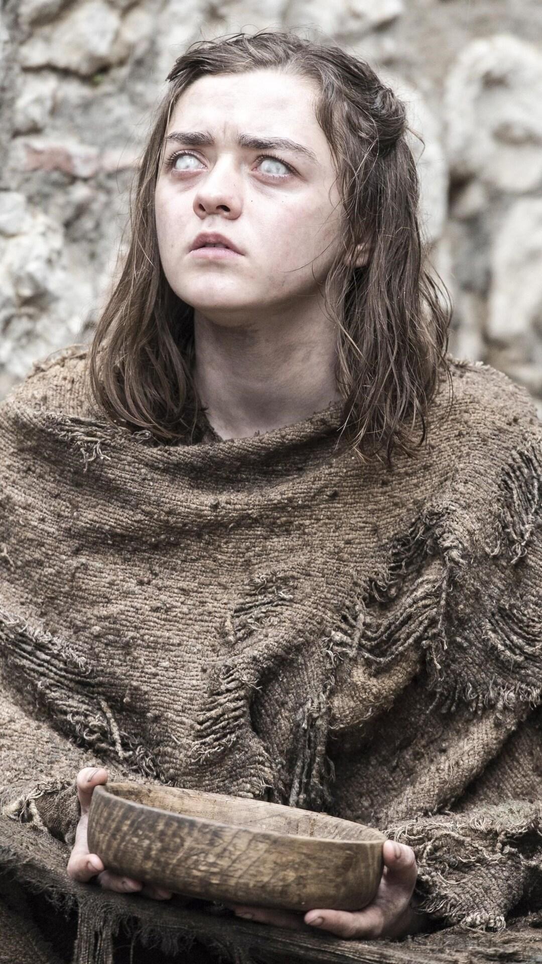 Arya Game Of Thrones Wallpaper Iphone
