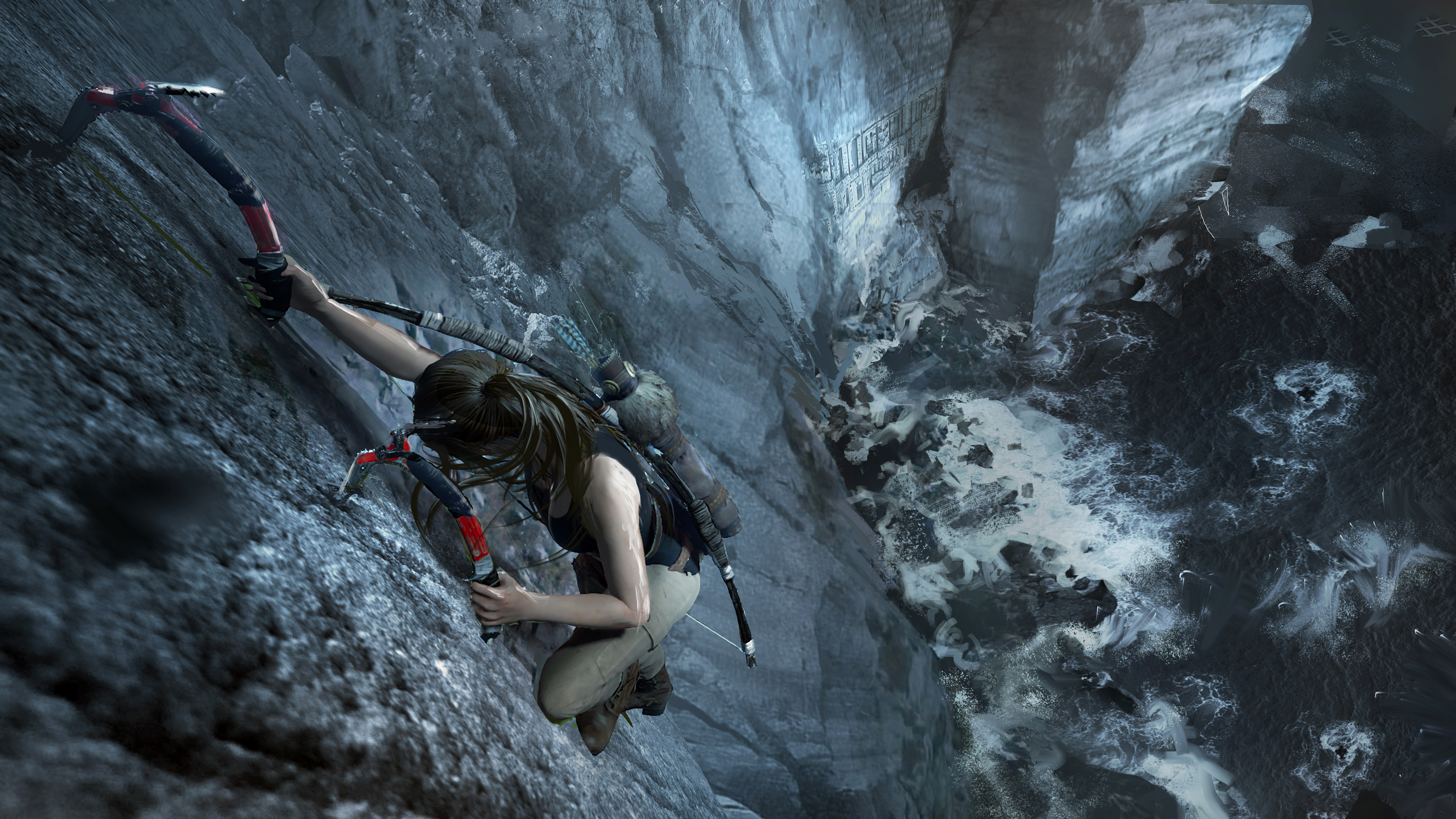 Shadow Of The Tomb Raider 2018, HD Games, 4k Wallpapers ...