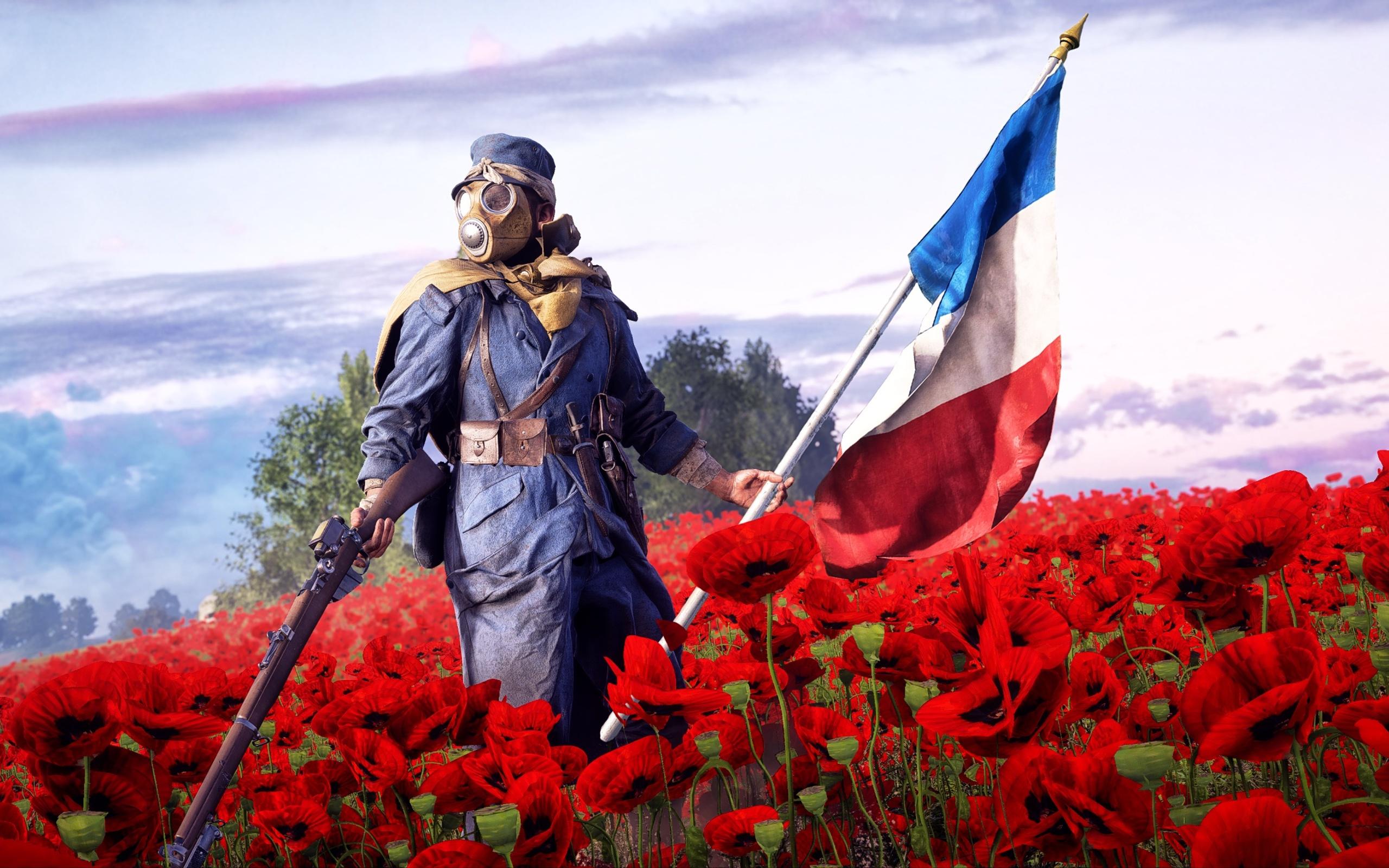 2560x1600 Soldier Battlefield 1 2560x1600 Resolution HD 4k ...