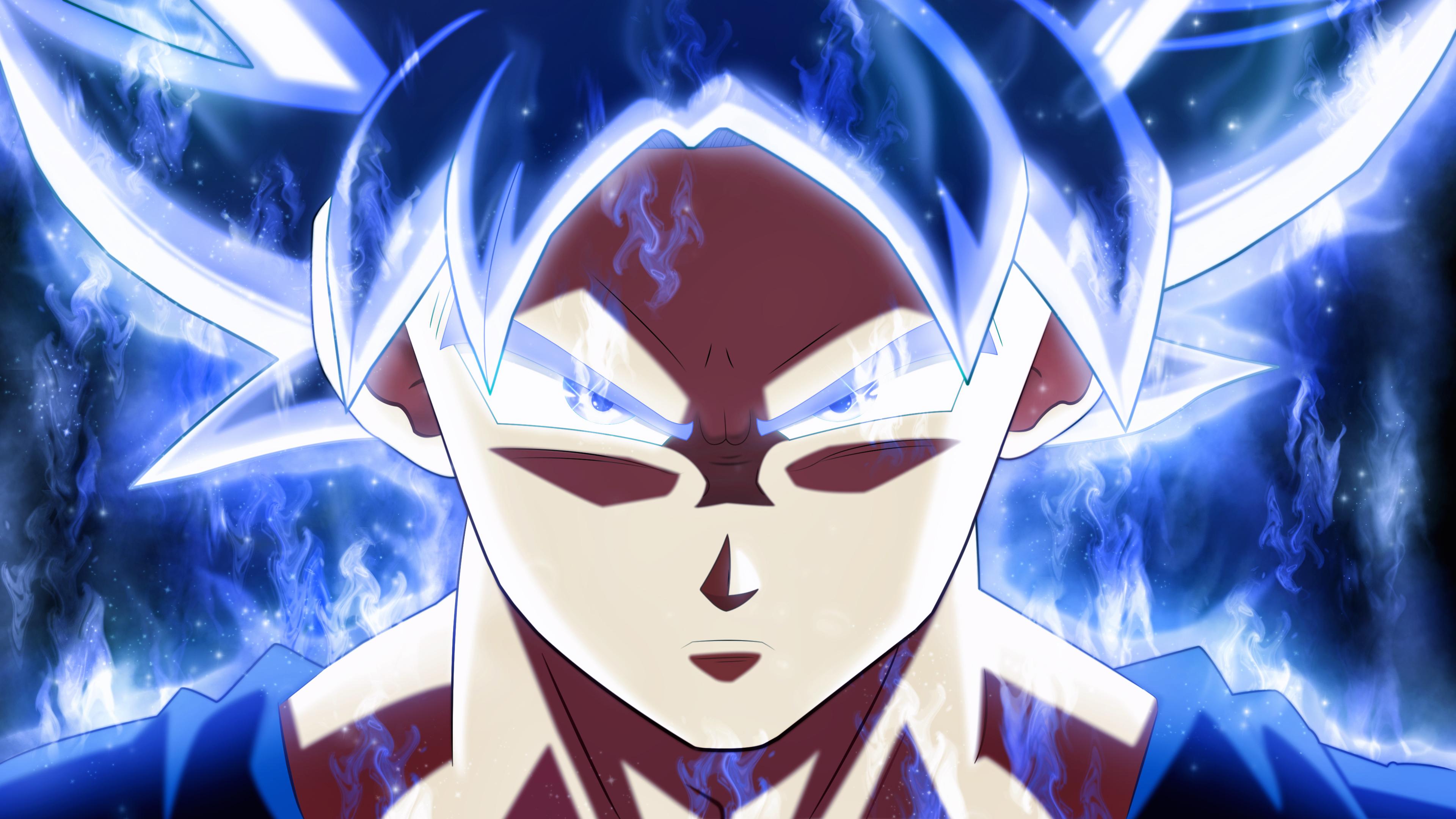 1440x900 Son Goku Dragon Ball Super 4k 1440x900 Resolution
