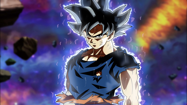 2560x1440 Son Goku Dragon Ball Super 5k Anime 1440P ...