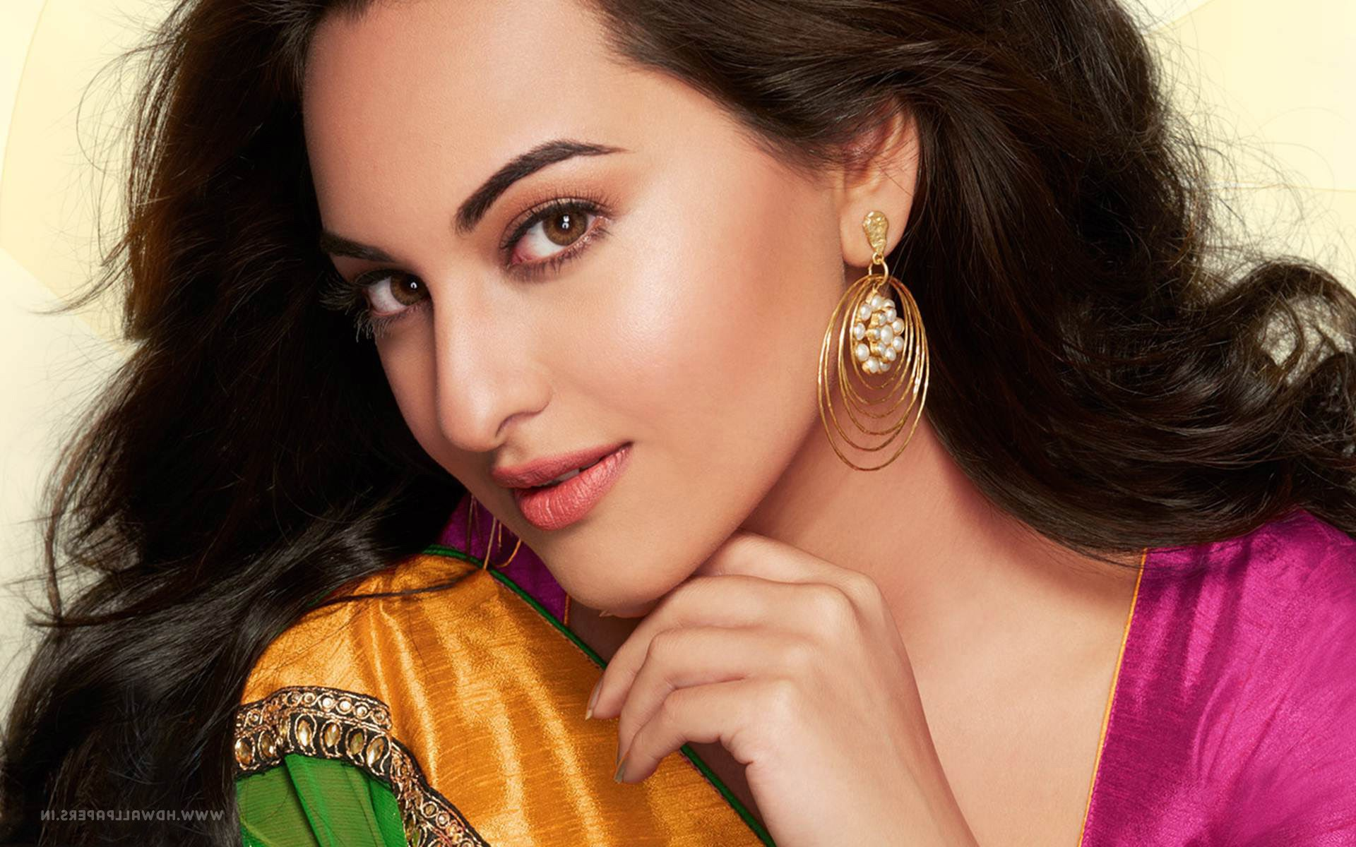 Sonakshi Sinha 7, HD Indian Celebrities, 4k Wallpapers
