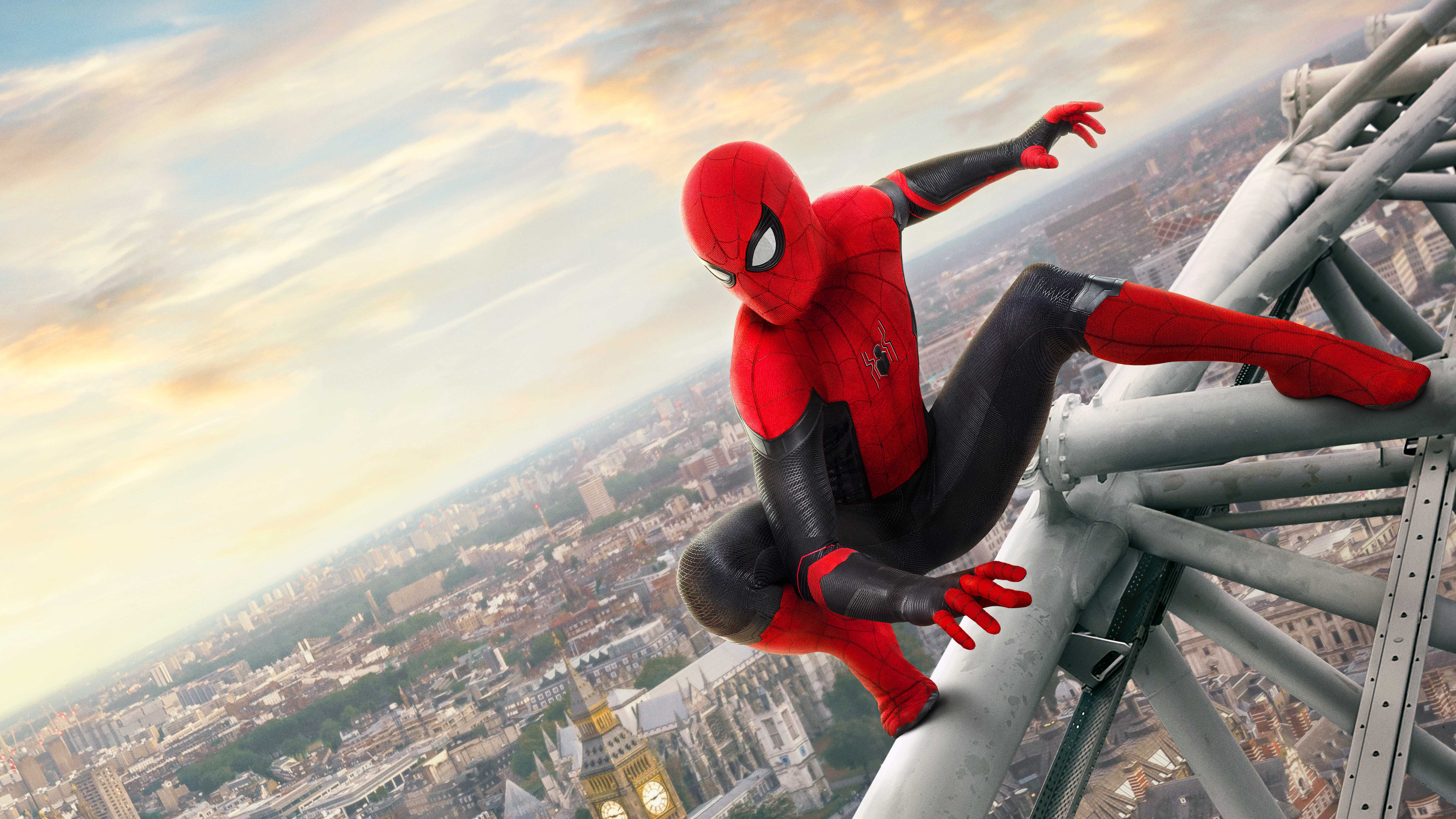 1920x1080 Spider Man Far From Home 5k 2019 Laptop Full HD ...