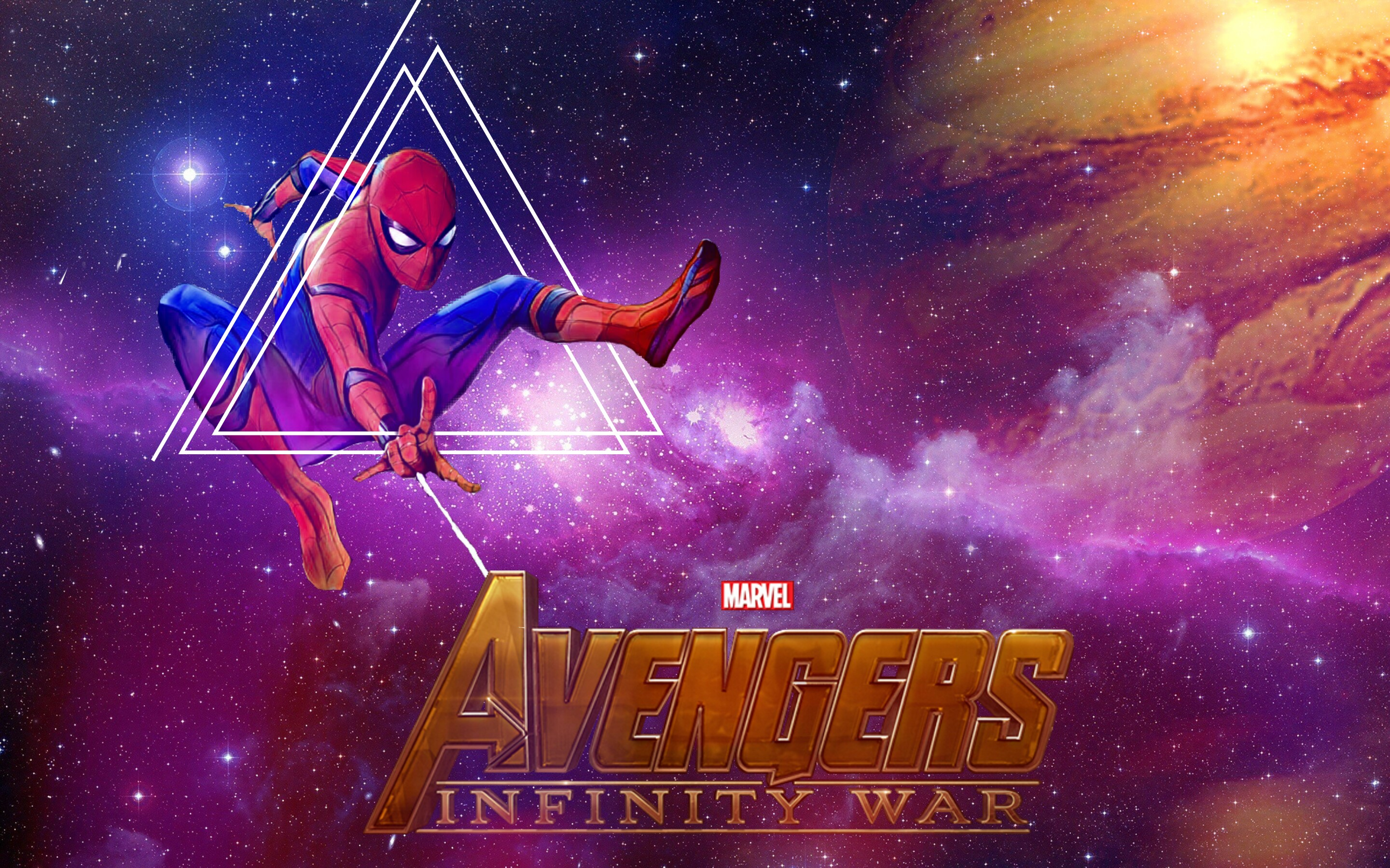 Avengers Infinity War Iphone Wallpaper: 1125x2436 Spiderman Avengers Infinity War Artwork Iphone