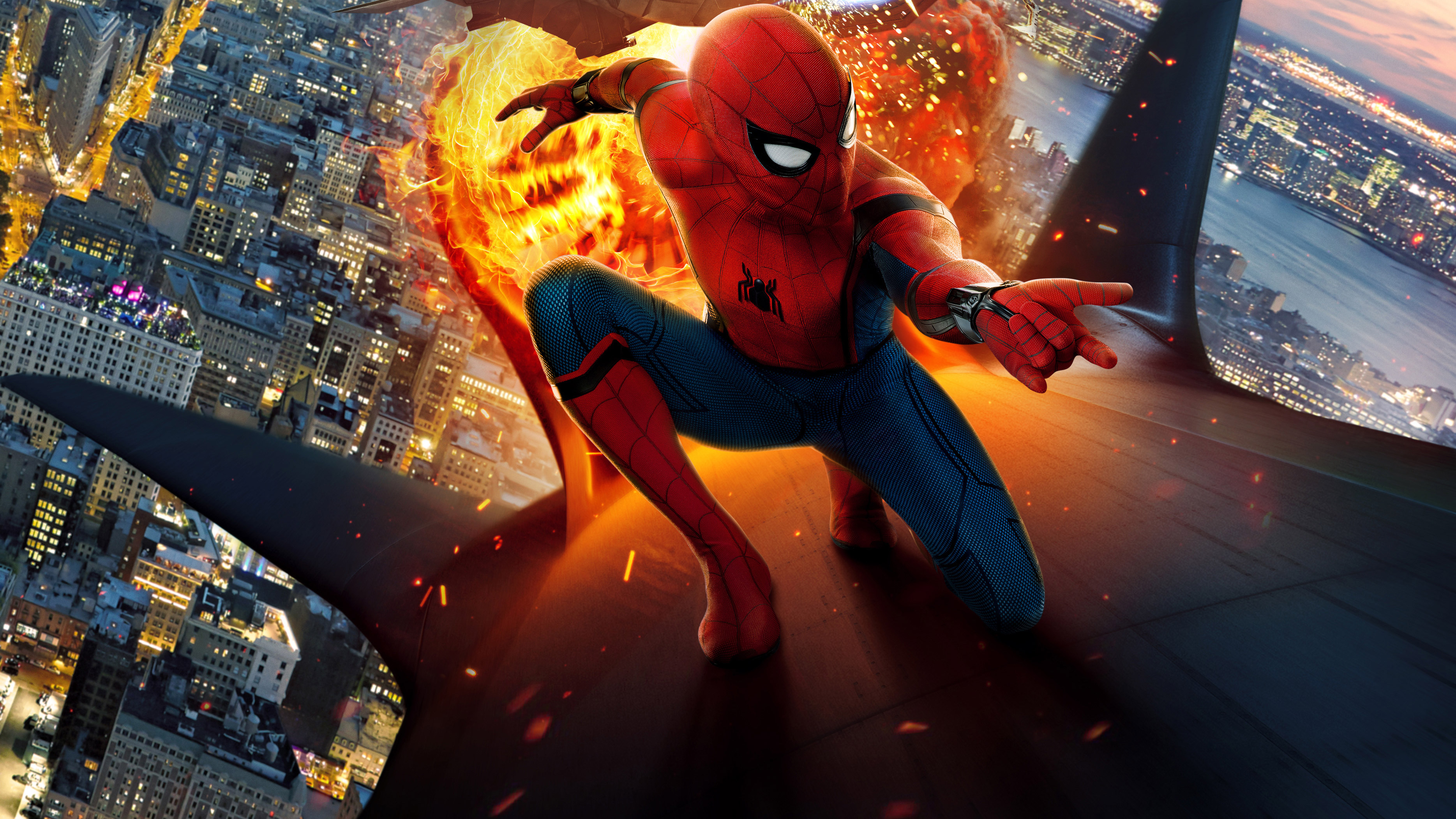 Spiderman Homecoming New Movie Poster Chinese, HD Movies