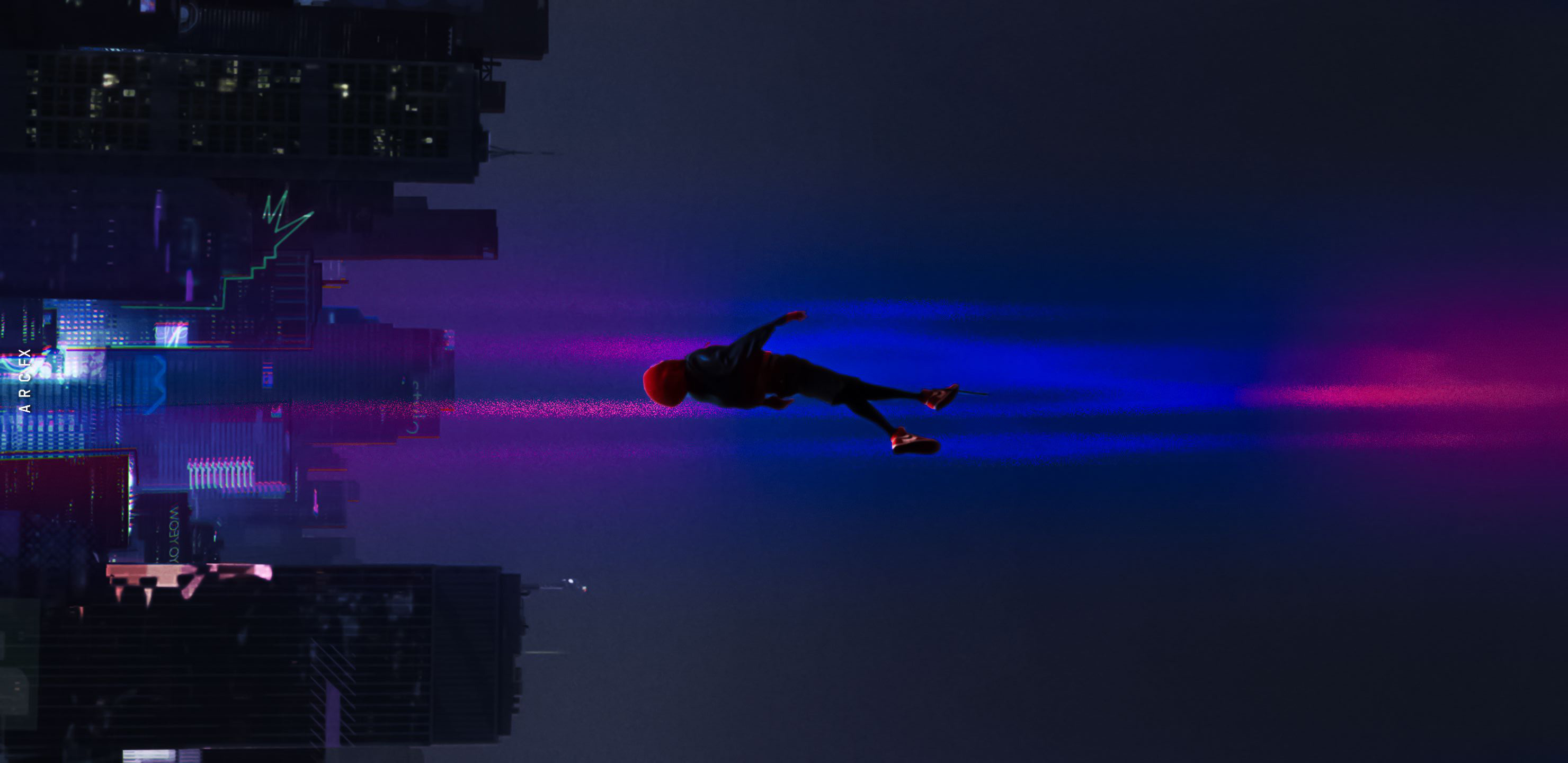 Spiderman Into The Spider Verse Movie 2018 Art Hd Movies 4k