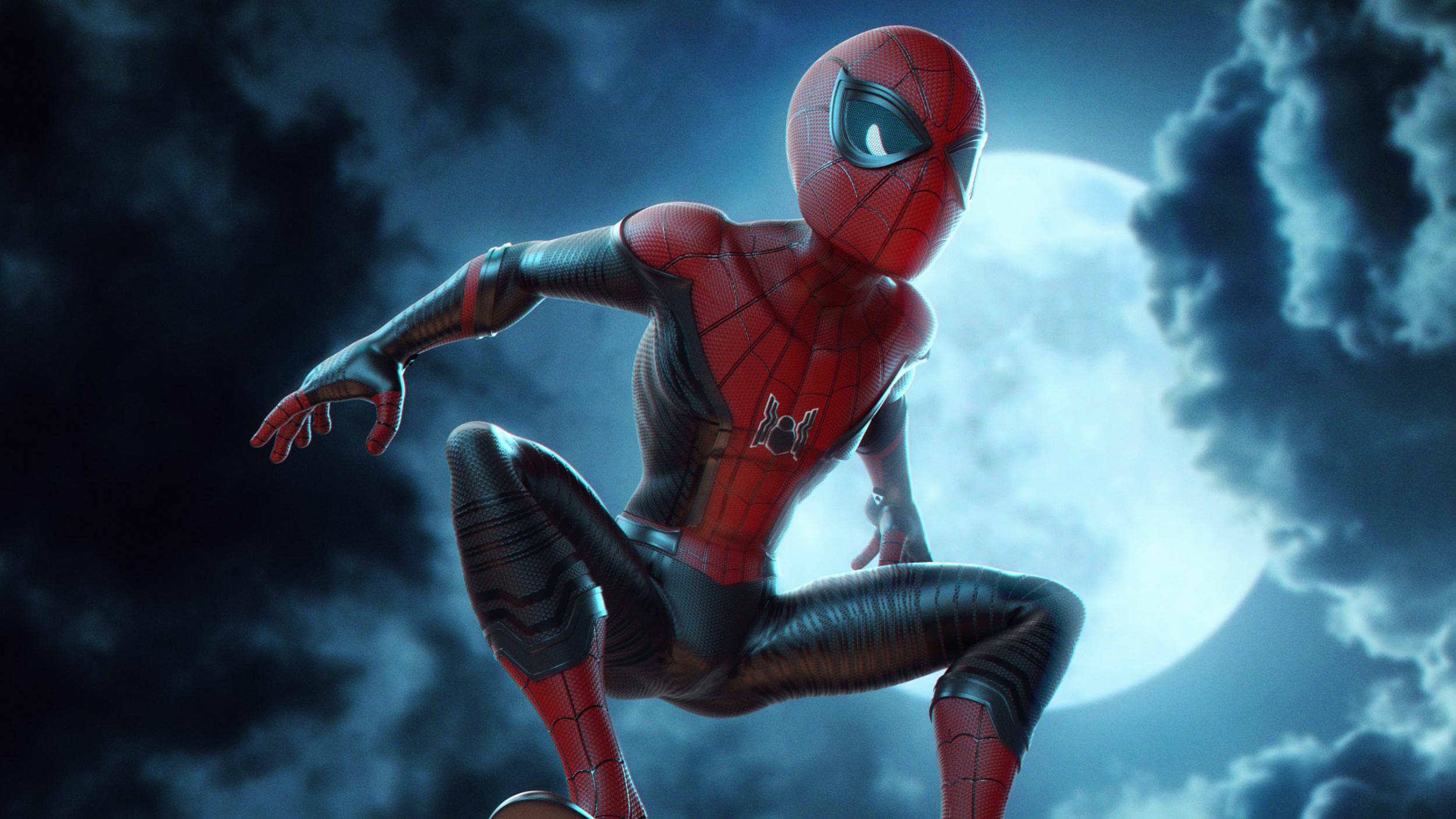 1600x900 SpiderMan Into The Spider Verse Movie Digital