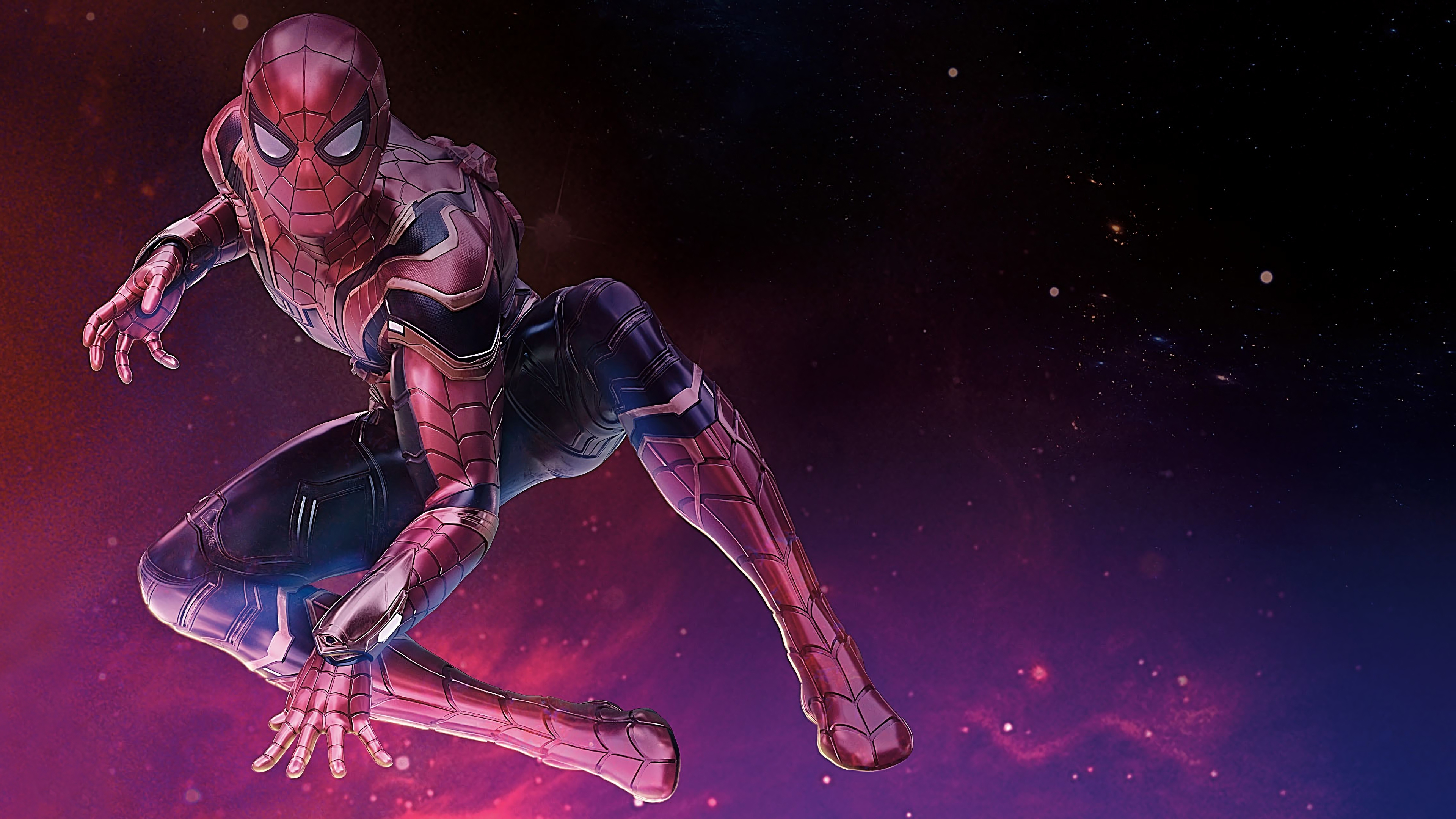3840x2400 spiderman new suit for avengers infinity war 4k hd 4k wallpapers images backgrounds - Infinity war hd download ...
