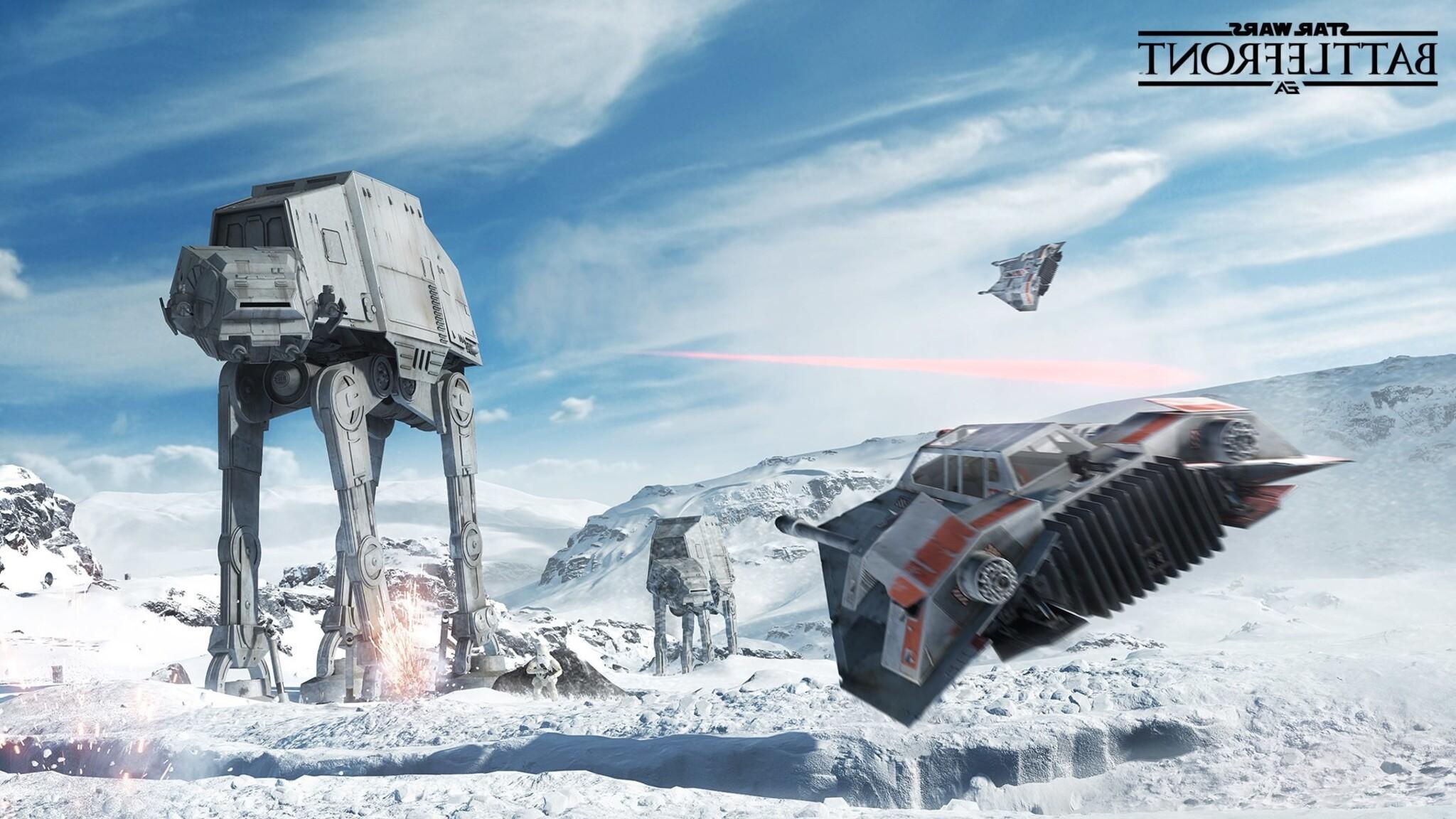 2048x1152 Star Wars Battlefront Art 2048x1152 Resolution