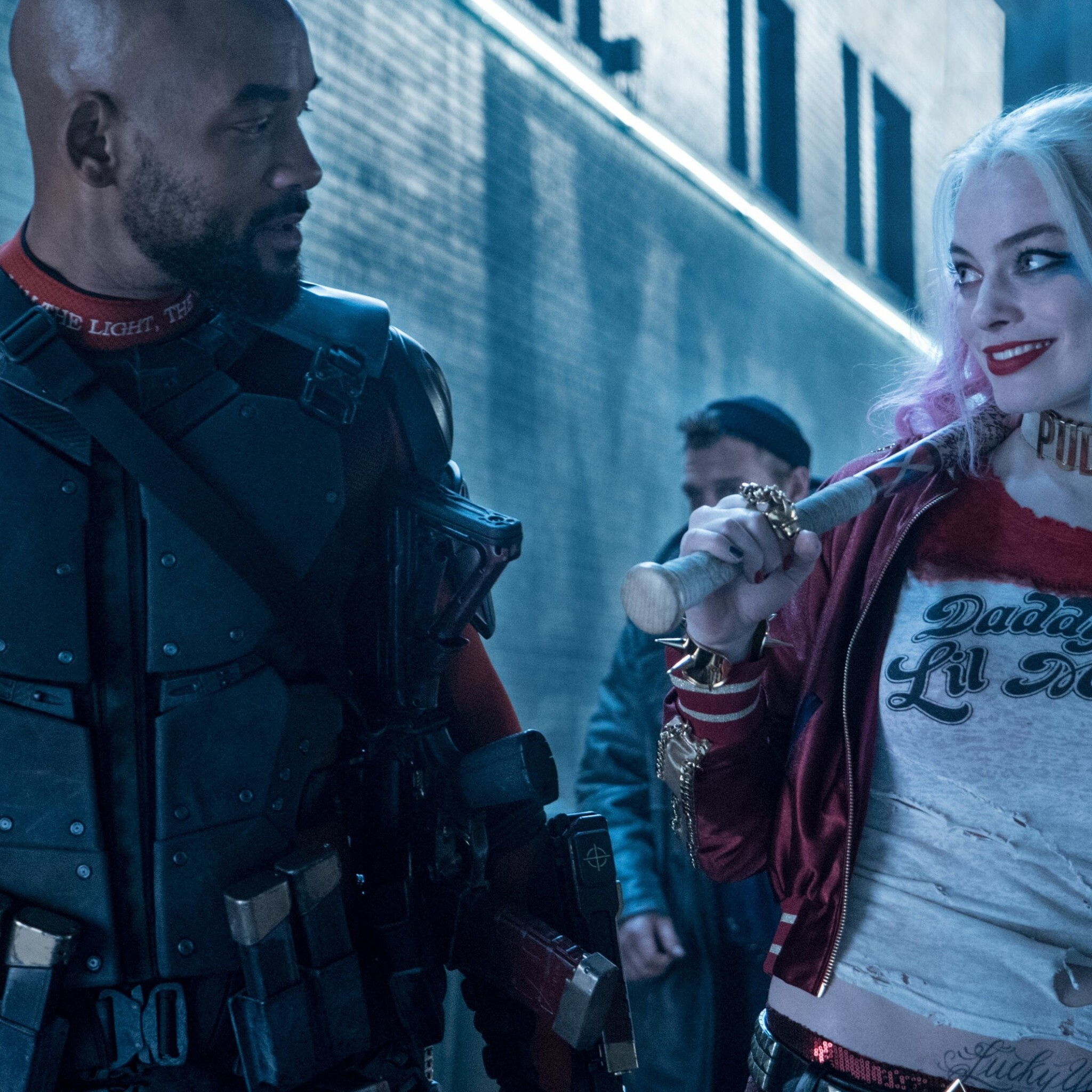 suicide squad wide wallpapers - photo #13