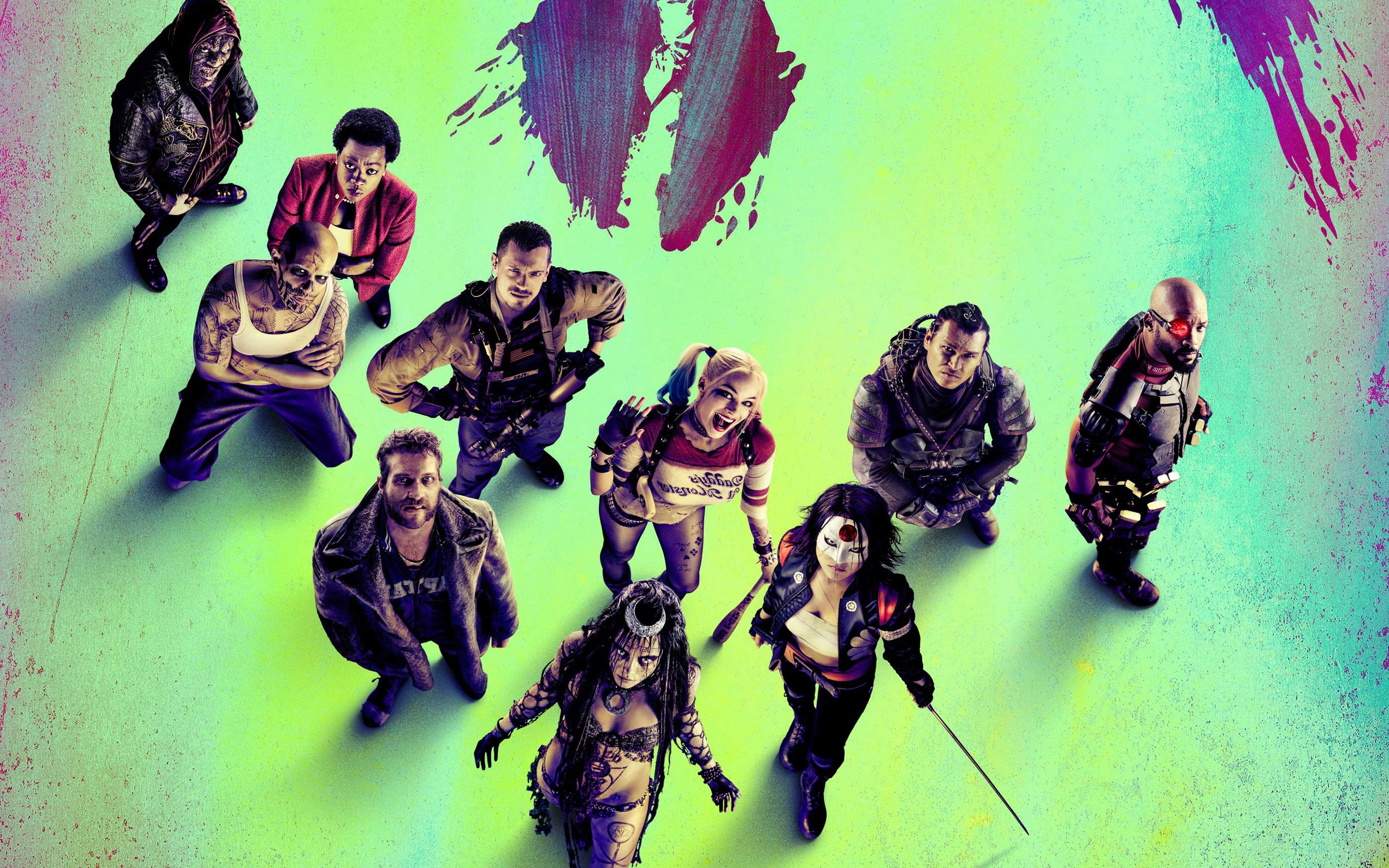 Recce Squad Hd Wallpapers: Suicide Squad, HD Movies, 4k Wallpapers, Images