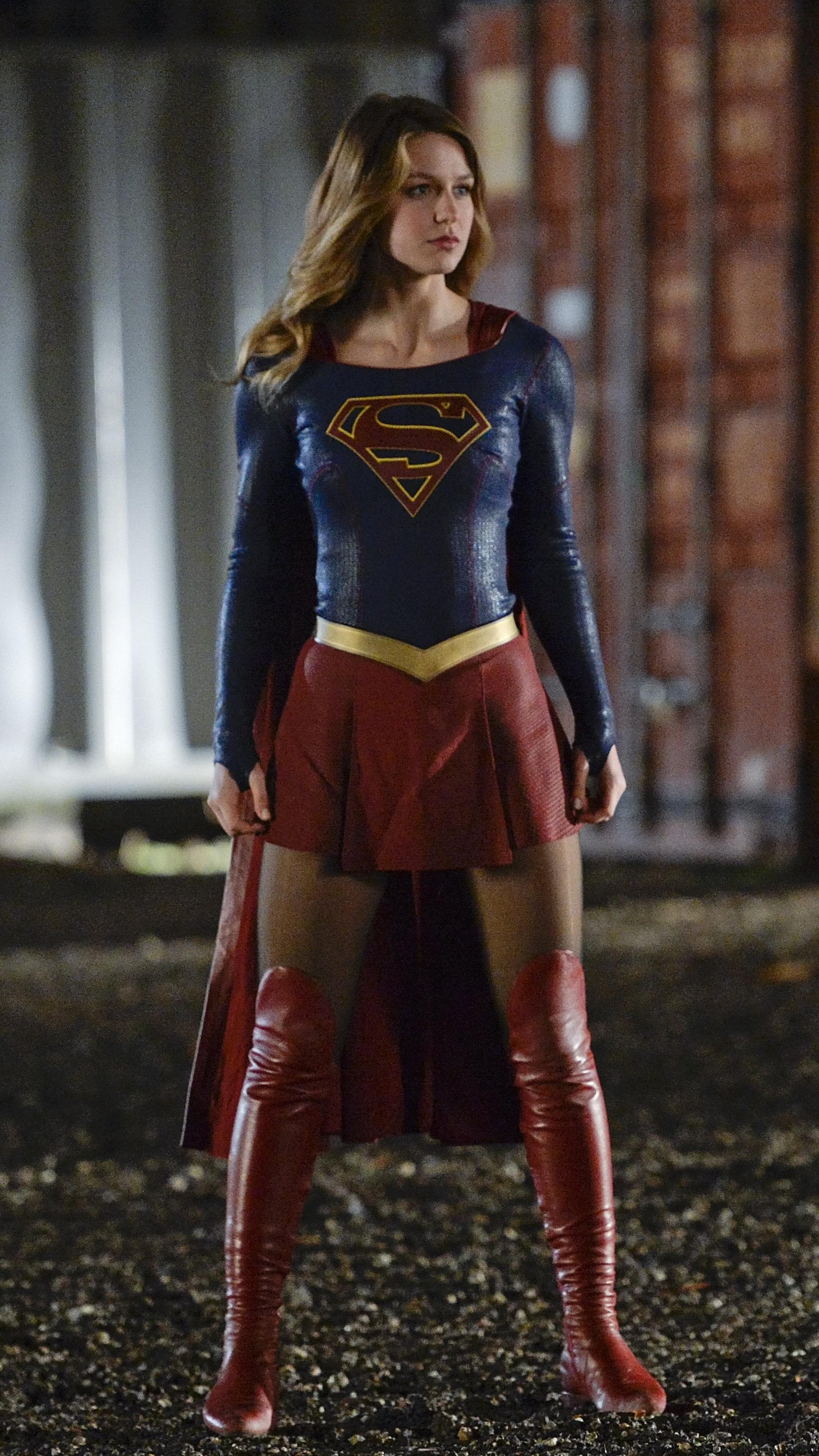 2160x3840 Supergirl Season 3 2018 Sony Xperia XXZZ5