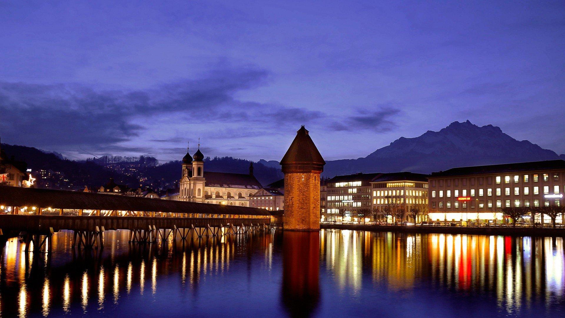 Switzerland night hd world 4k wallpapers images - Switzerland wallpaper full hd ...